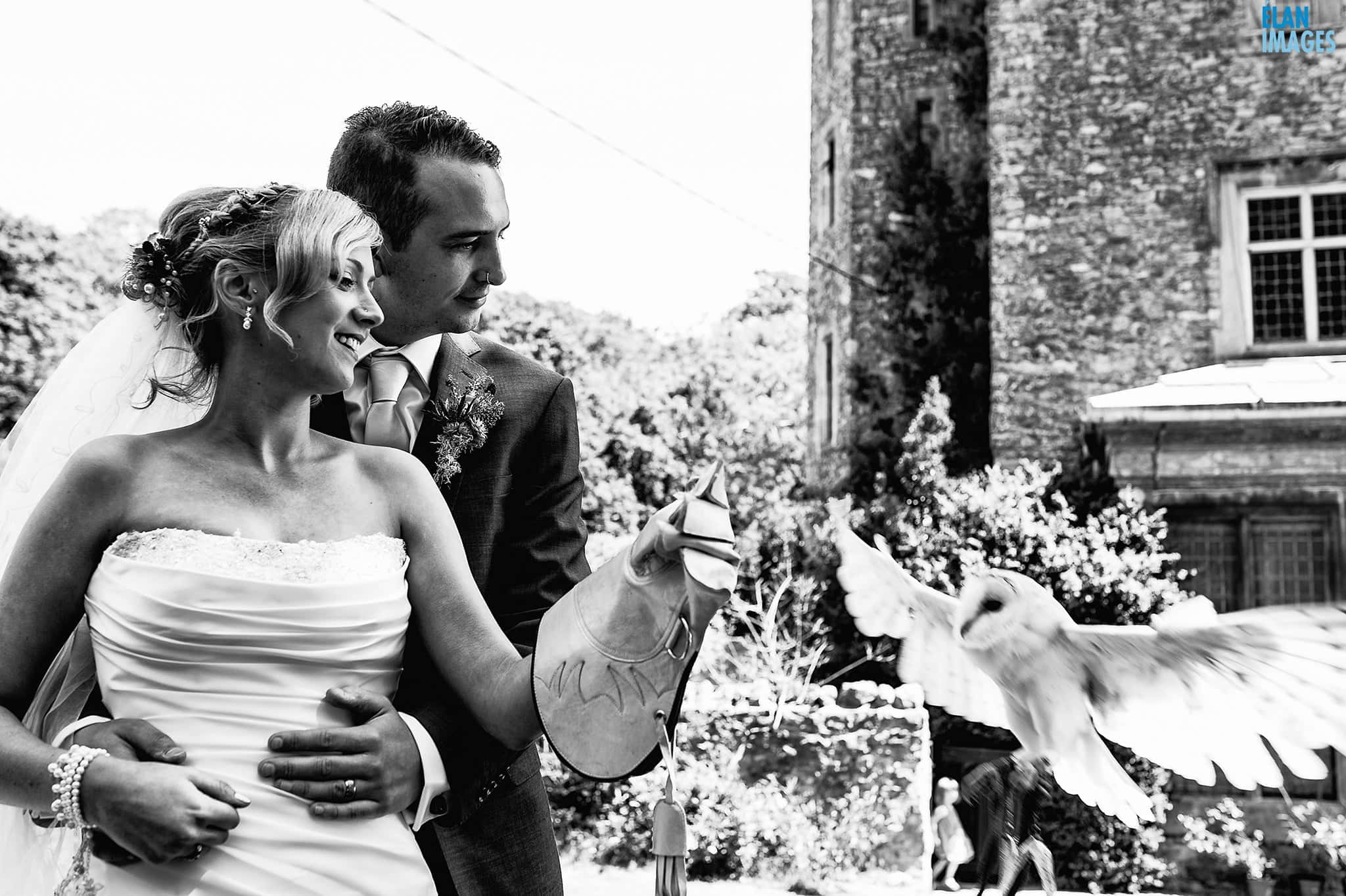 Wedding at Banwell Castle, Somerset 8