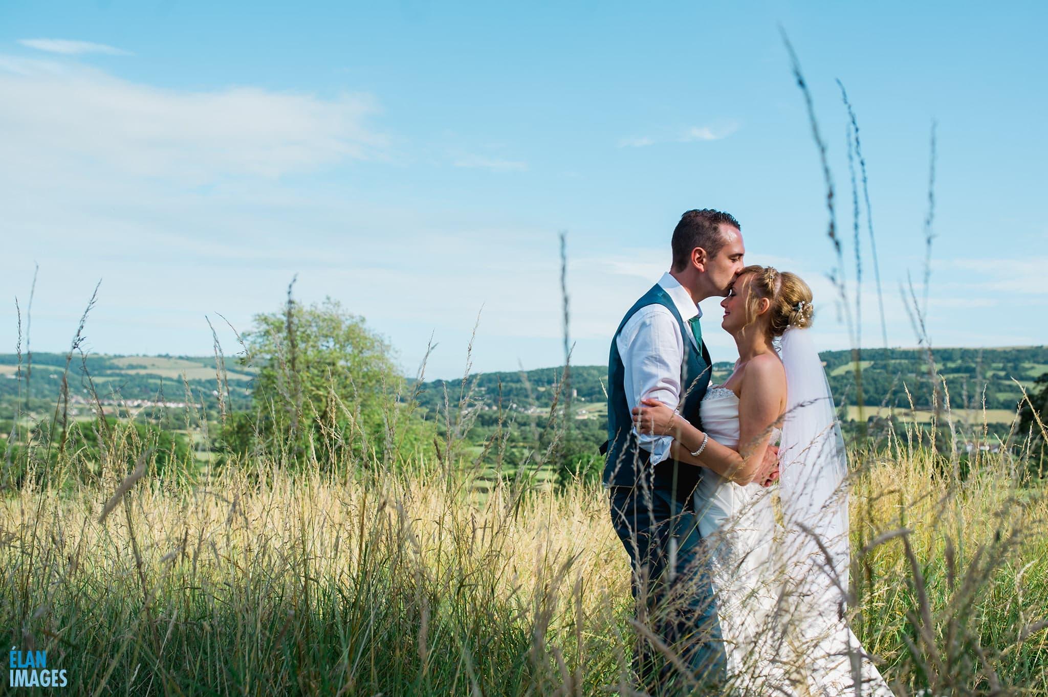 Banwell Castle Wedding-14