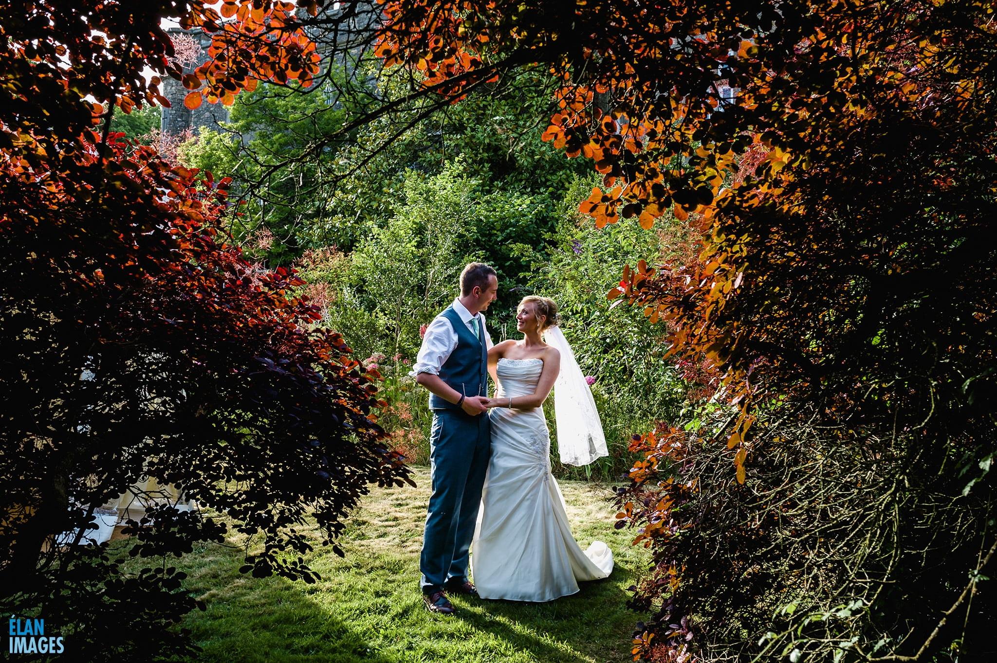Banwell Castle Wedding-21
