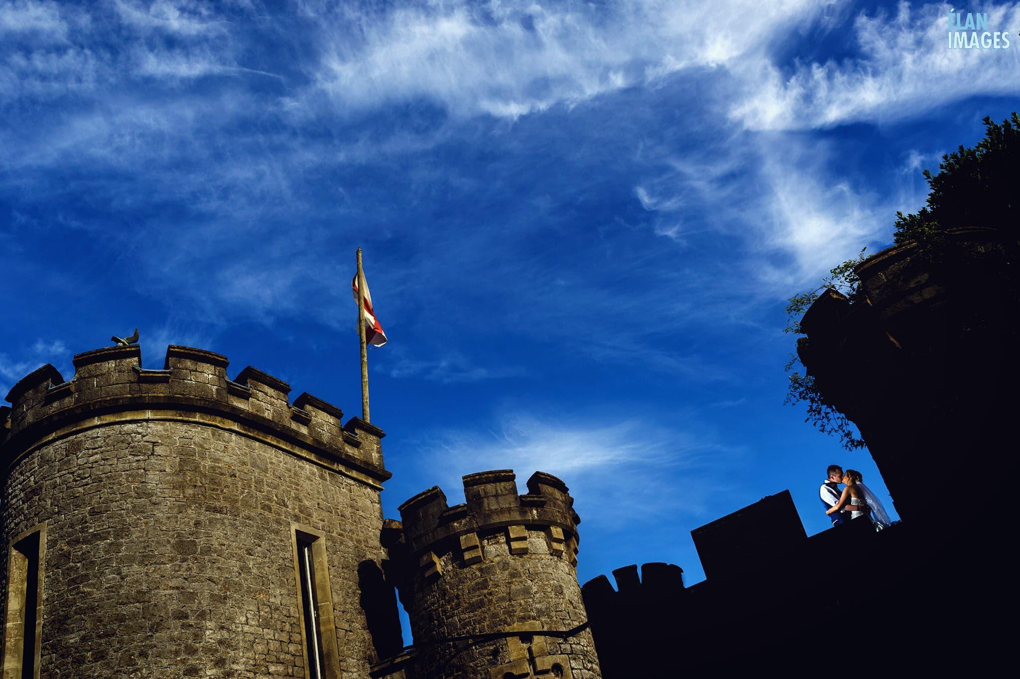 Banwell Castle Wedding-21a
