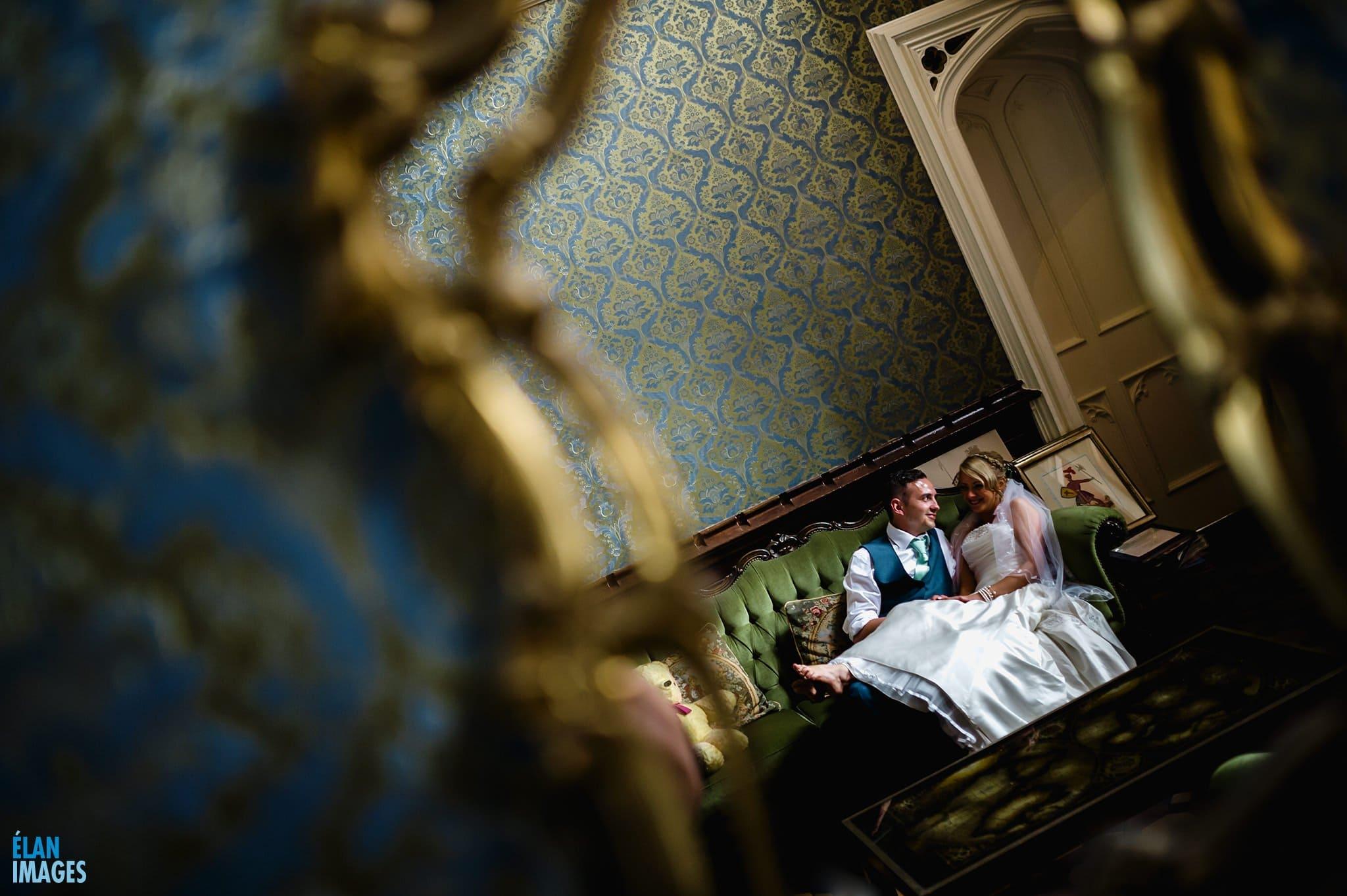 Banwell Castle Wedding-22