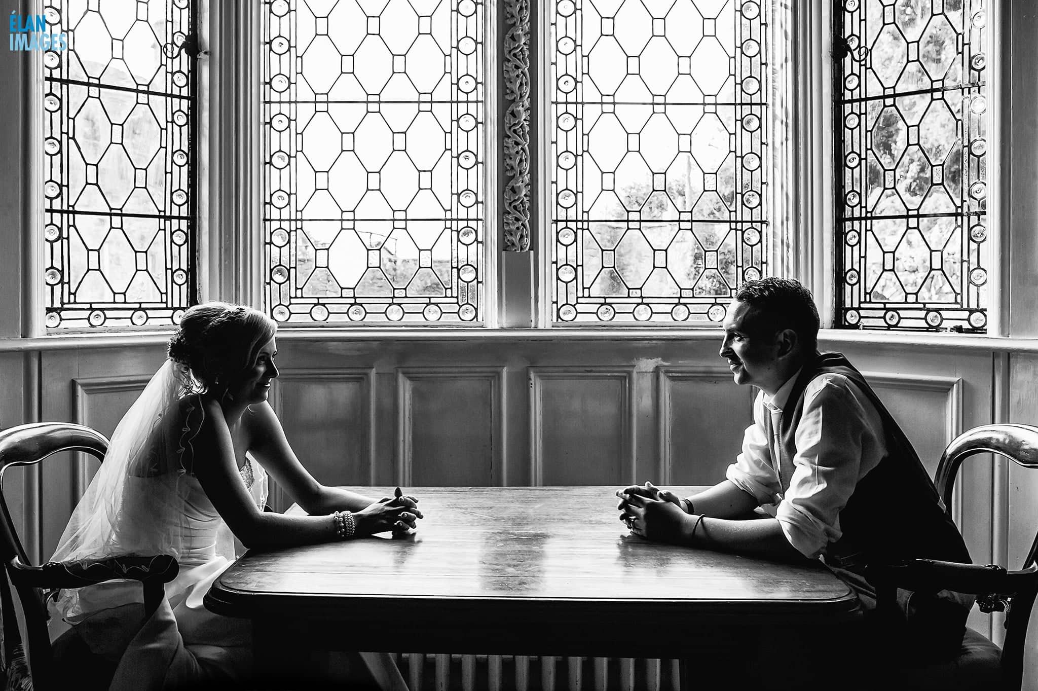 Banwell Castle Wedding-23