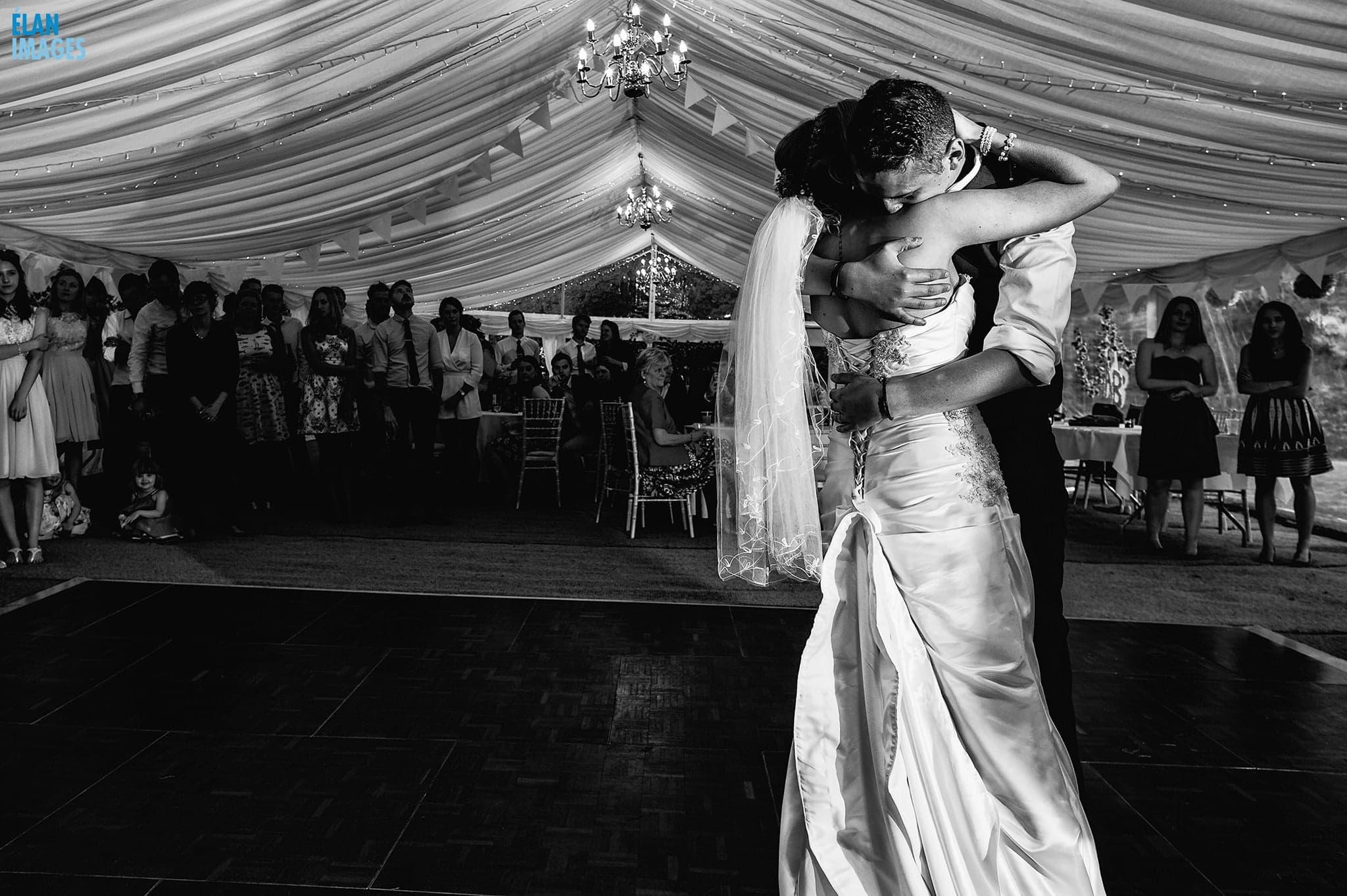 Banwell Castle Wedding-28