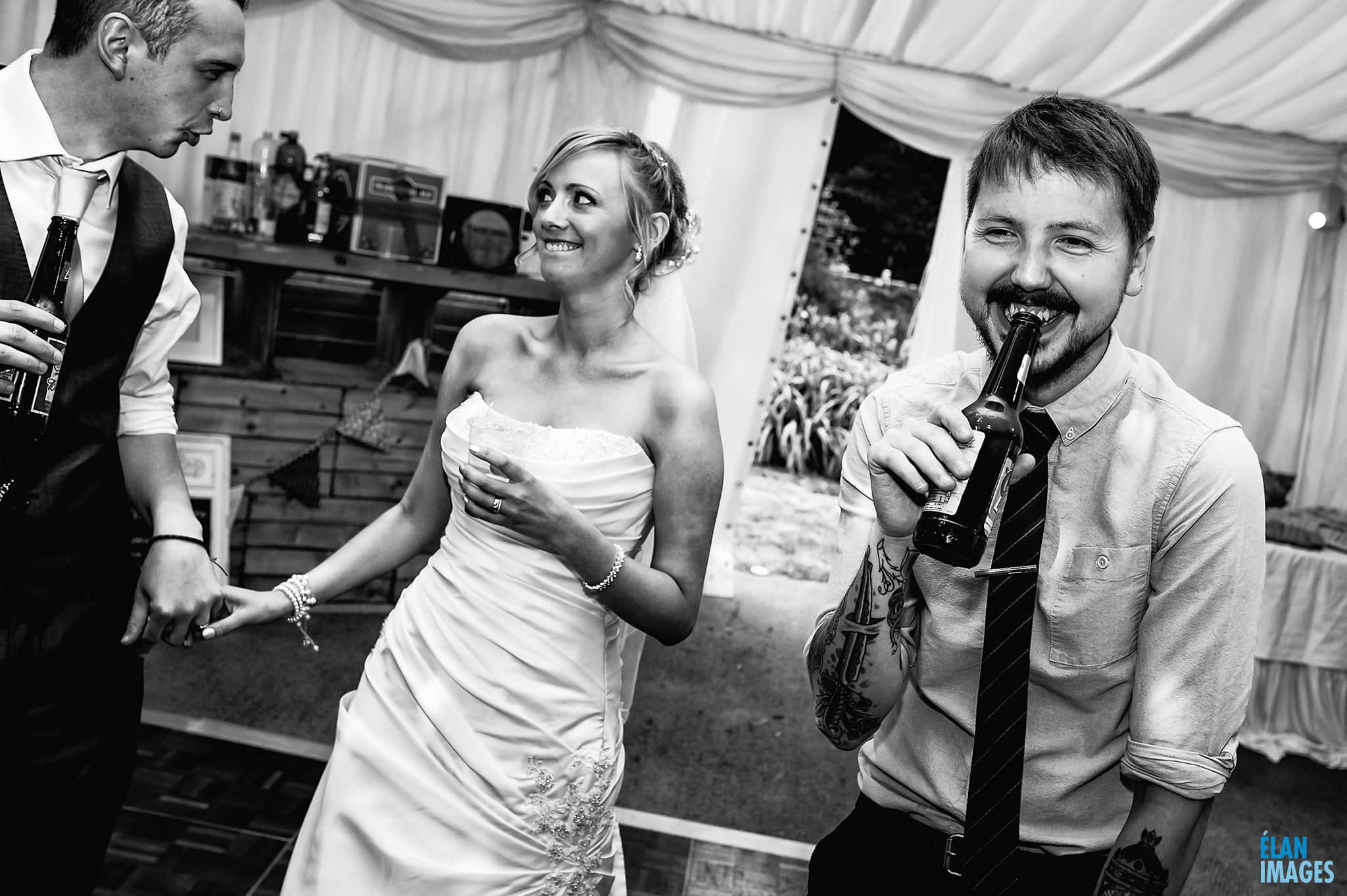 Banwell Castle Wedding-29