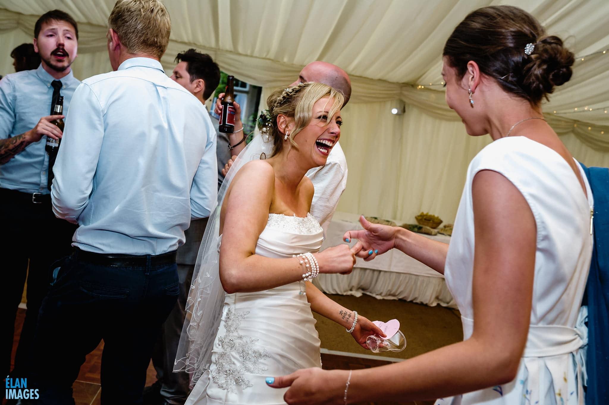 Banwell Castle Wedding-32