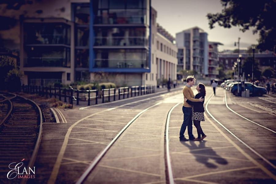 Bristol Harbourside pre wedding photographs-23