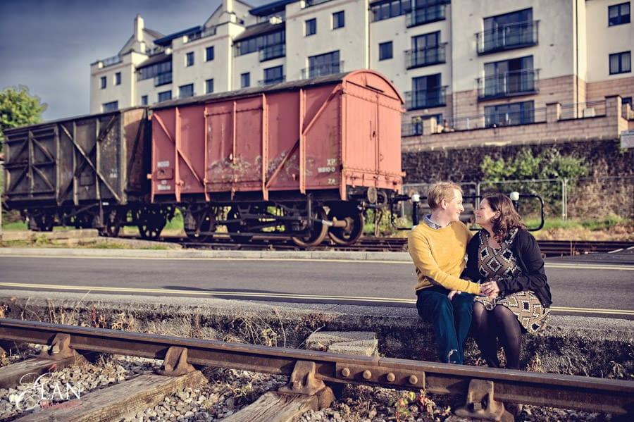 Bristol Harbourside pre wedding photographs-28