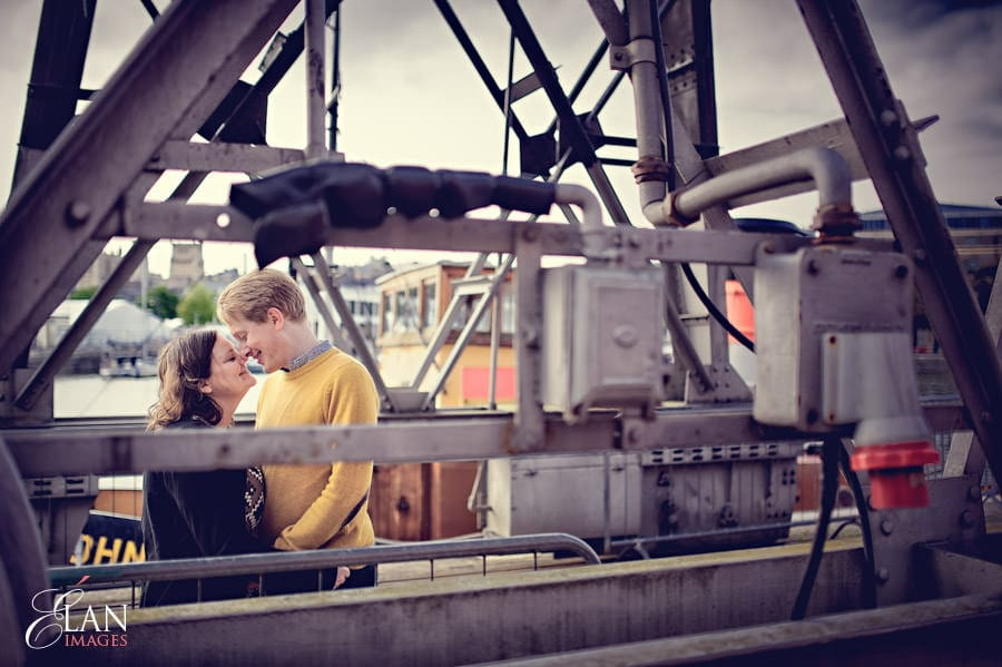 Bristol Harbourside pre wedding photographs-42