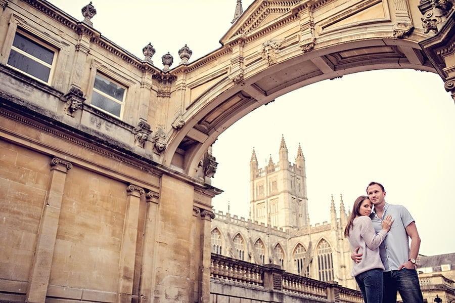 Bath Spa Engagement Photographer
