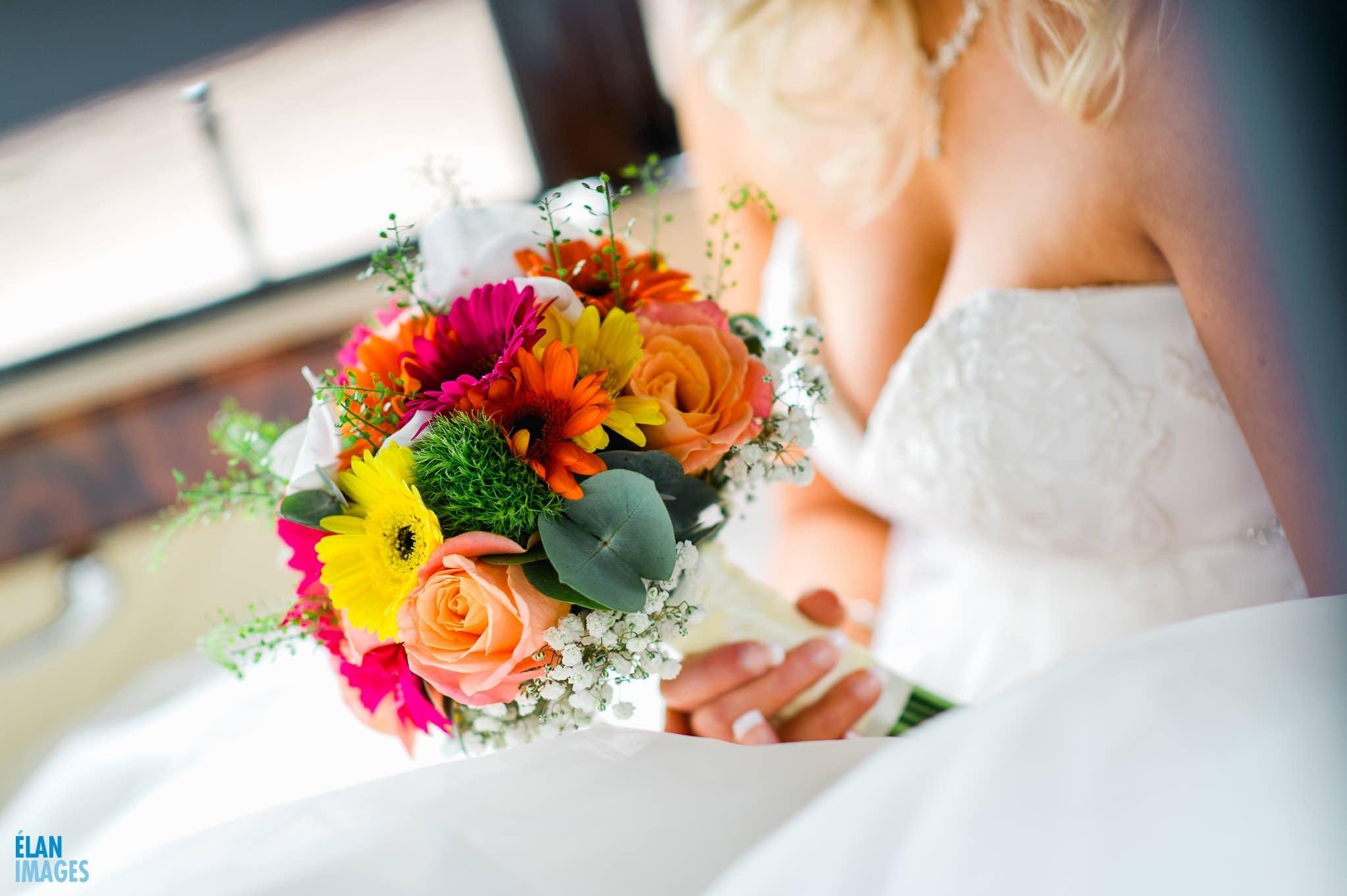 Summer Wedding at Coombe Lodge Blagdon 3