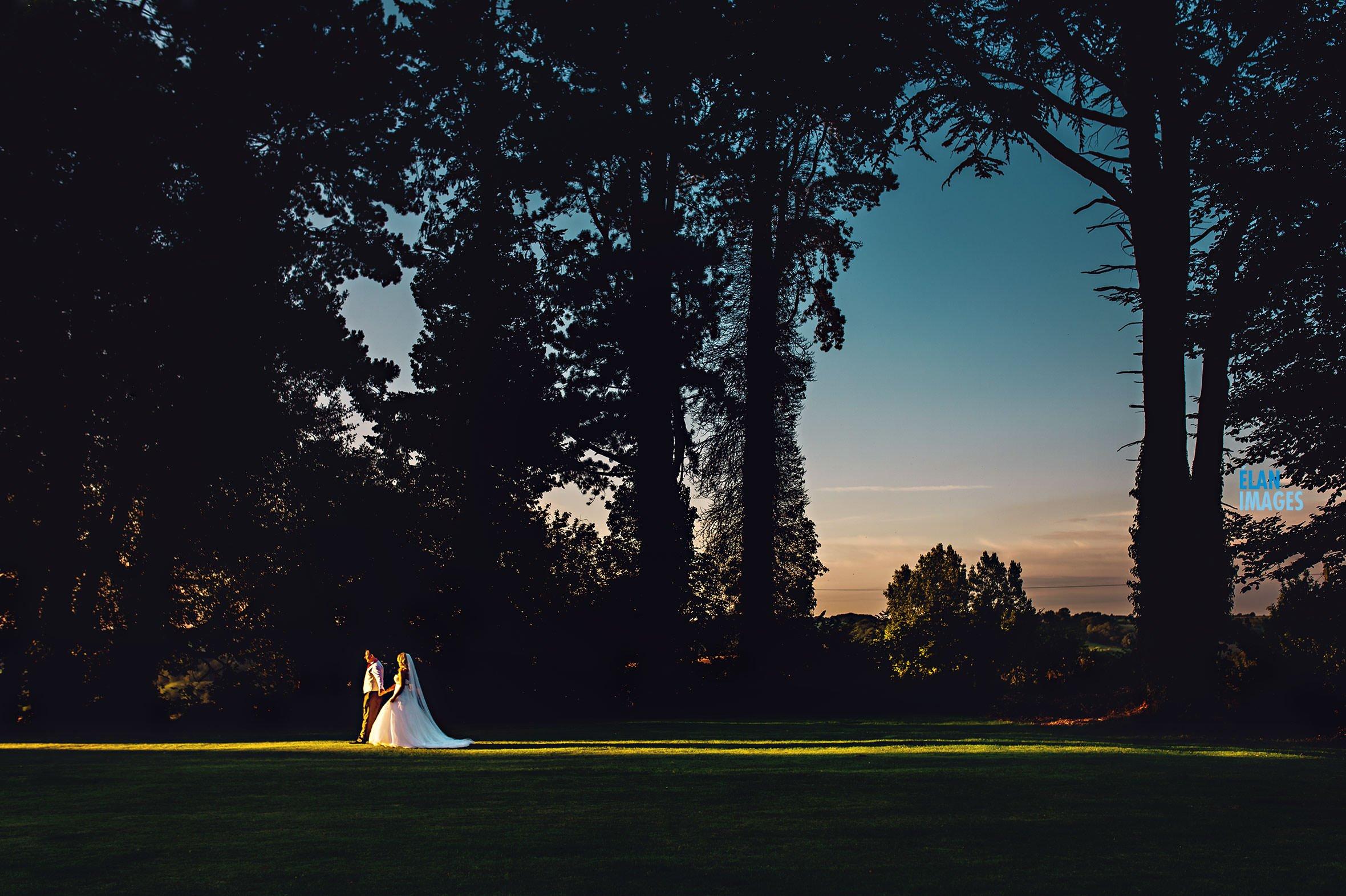 Summer Wedding at Coombe Lodge Blagdon 28