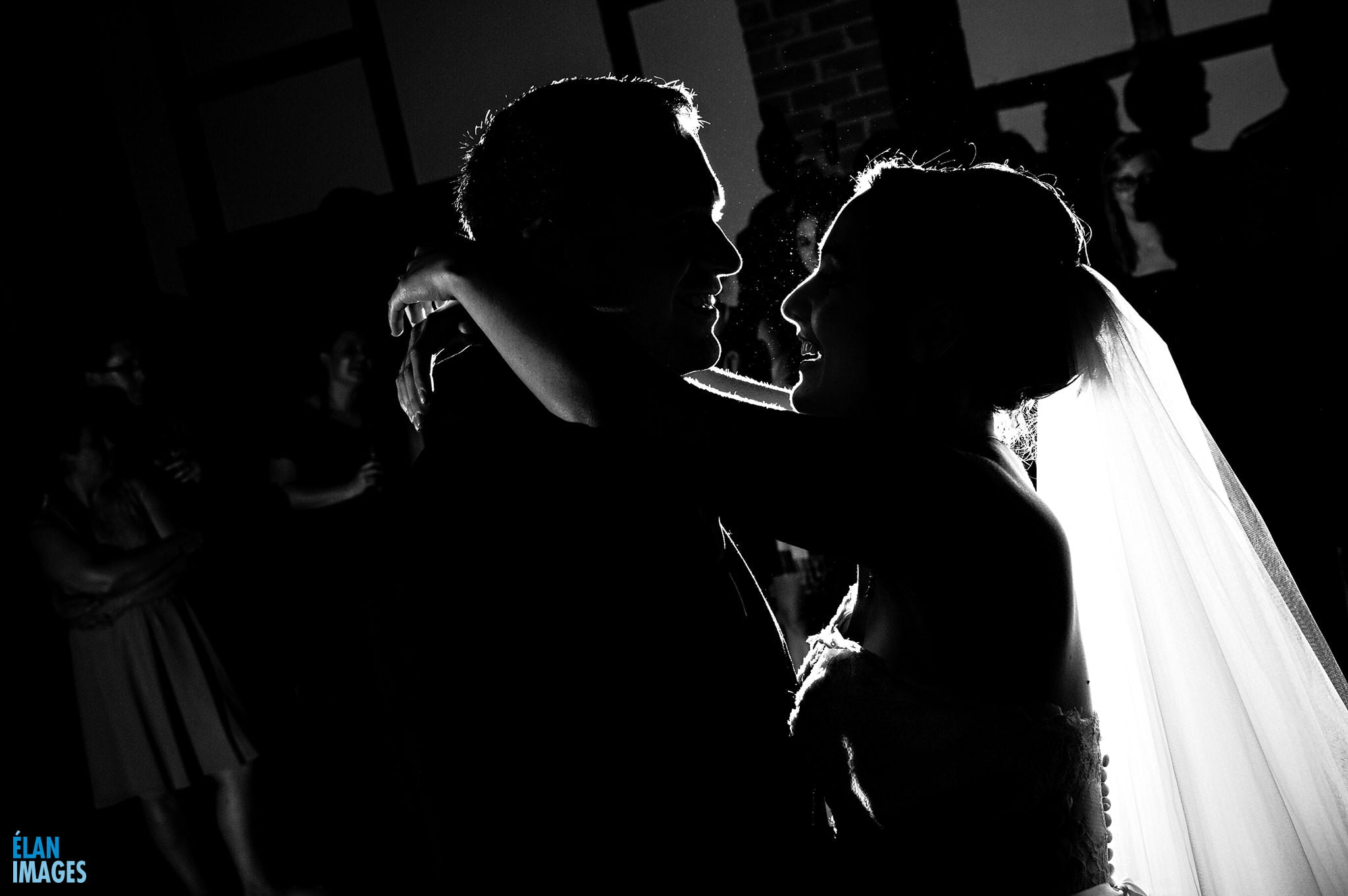 First-Dance-Silhouette-Photo