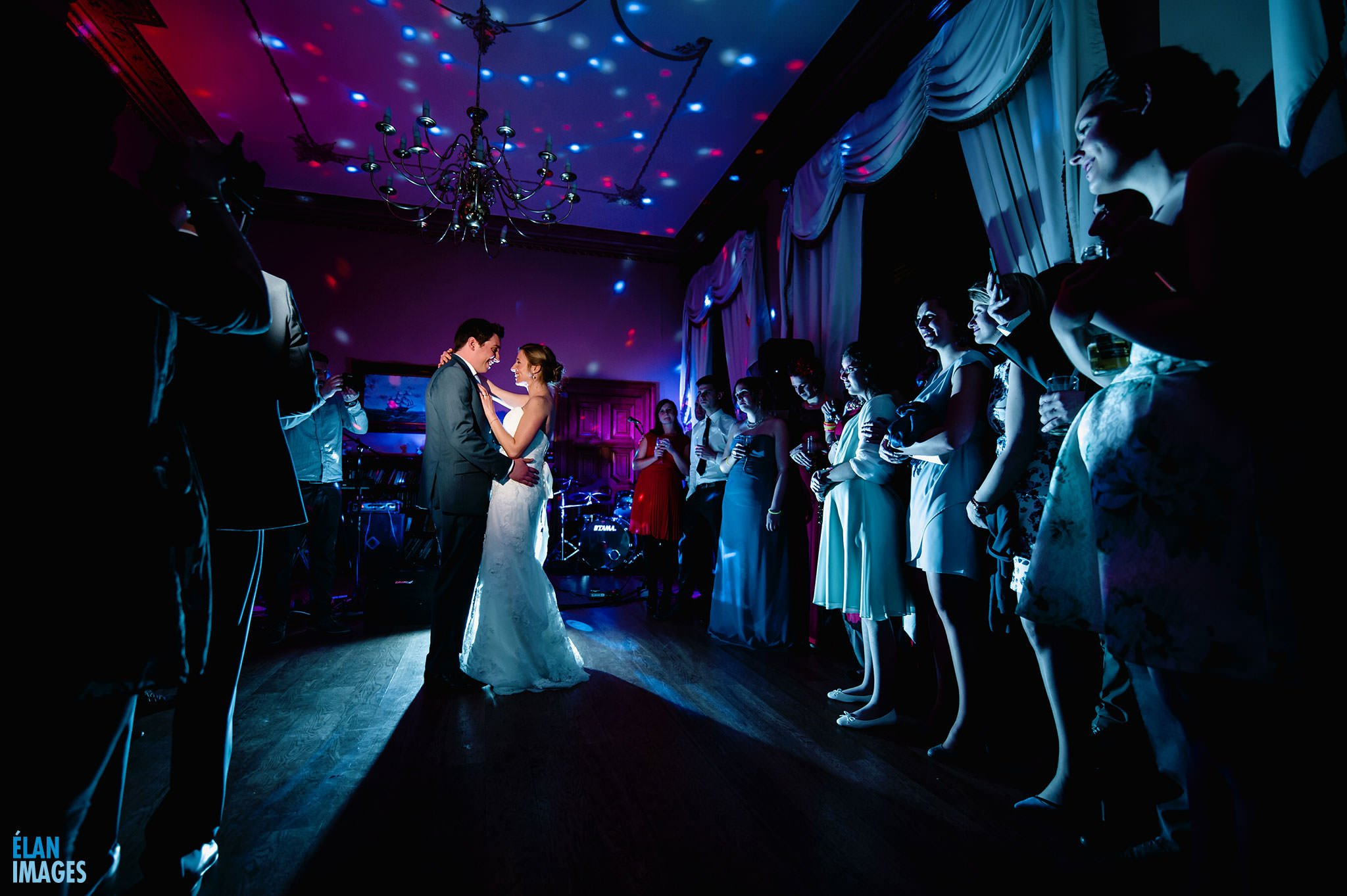 First-Dance-at-Orchardleigh-Wedding-Photo