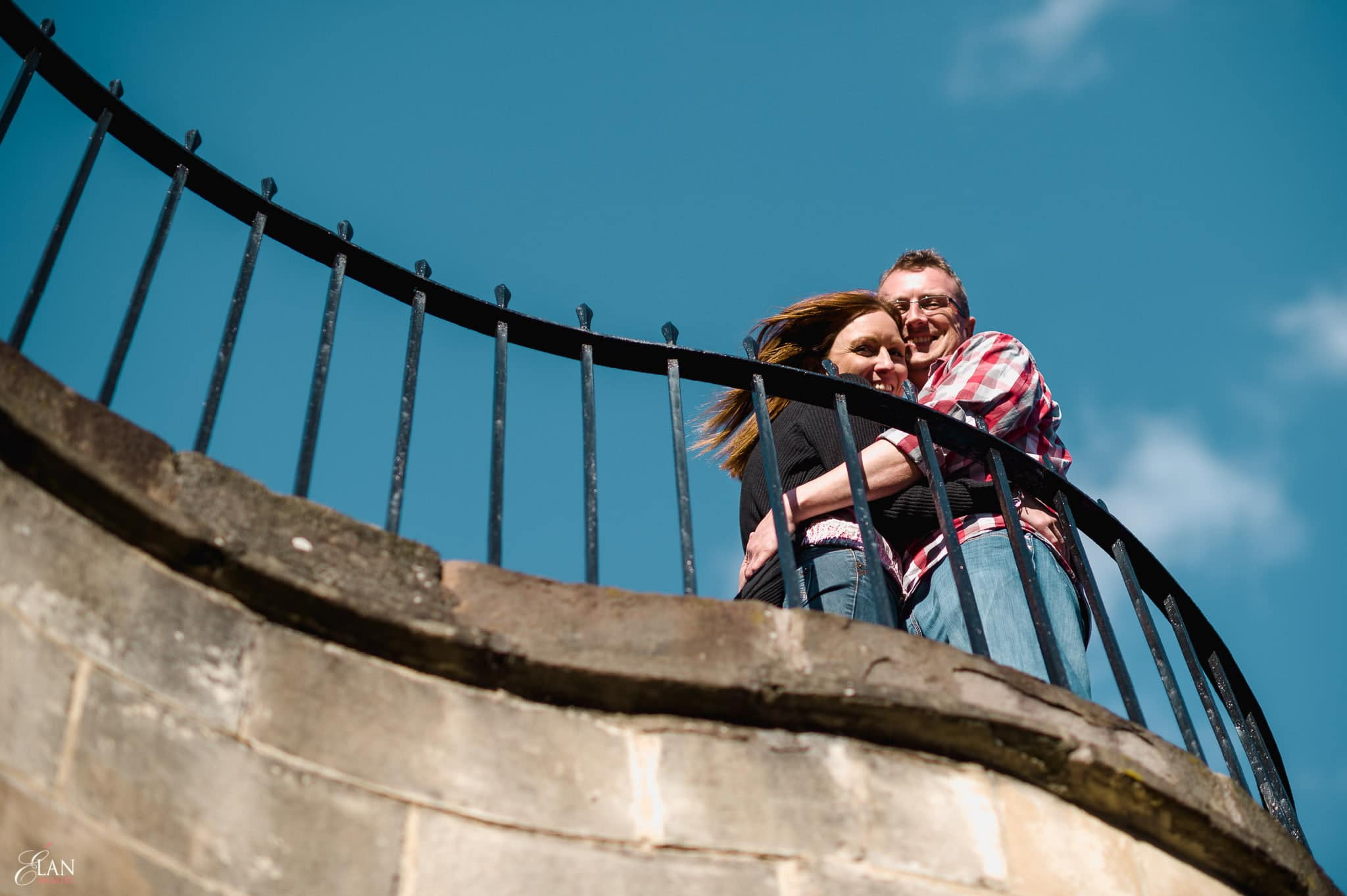 Engagement Photo Shoot in Clifton Village 13