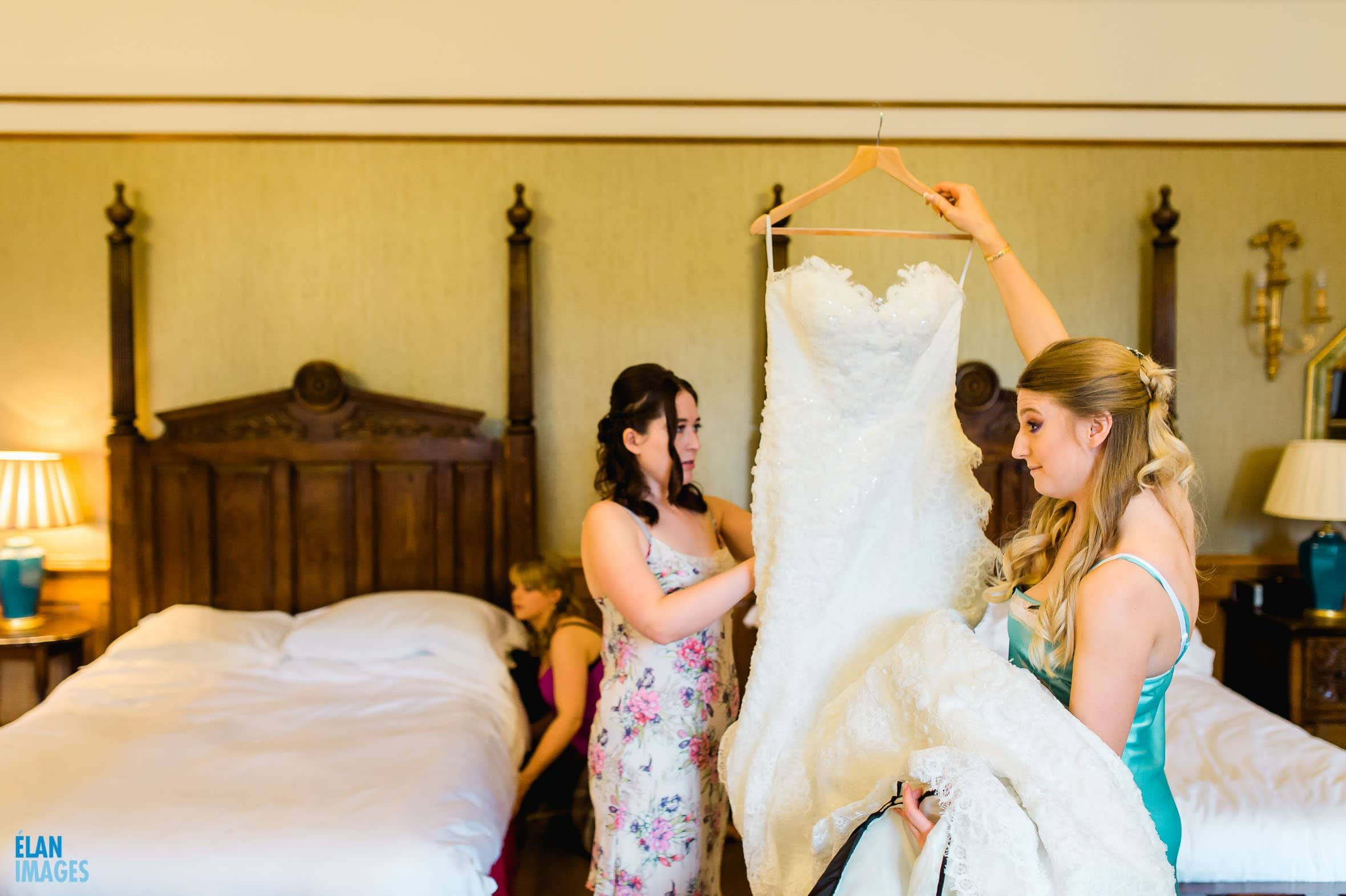 Lainston House Wedding in Winchester 10