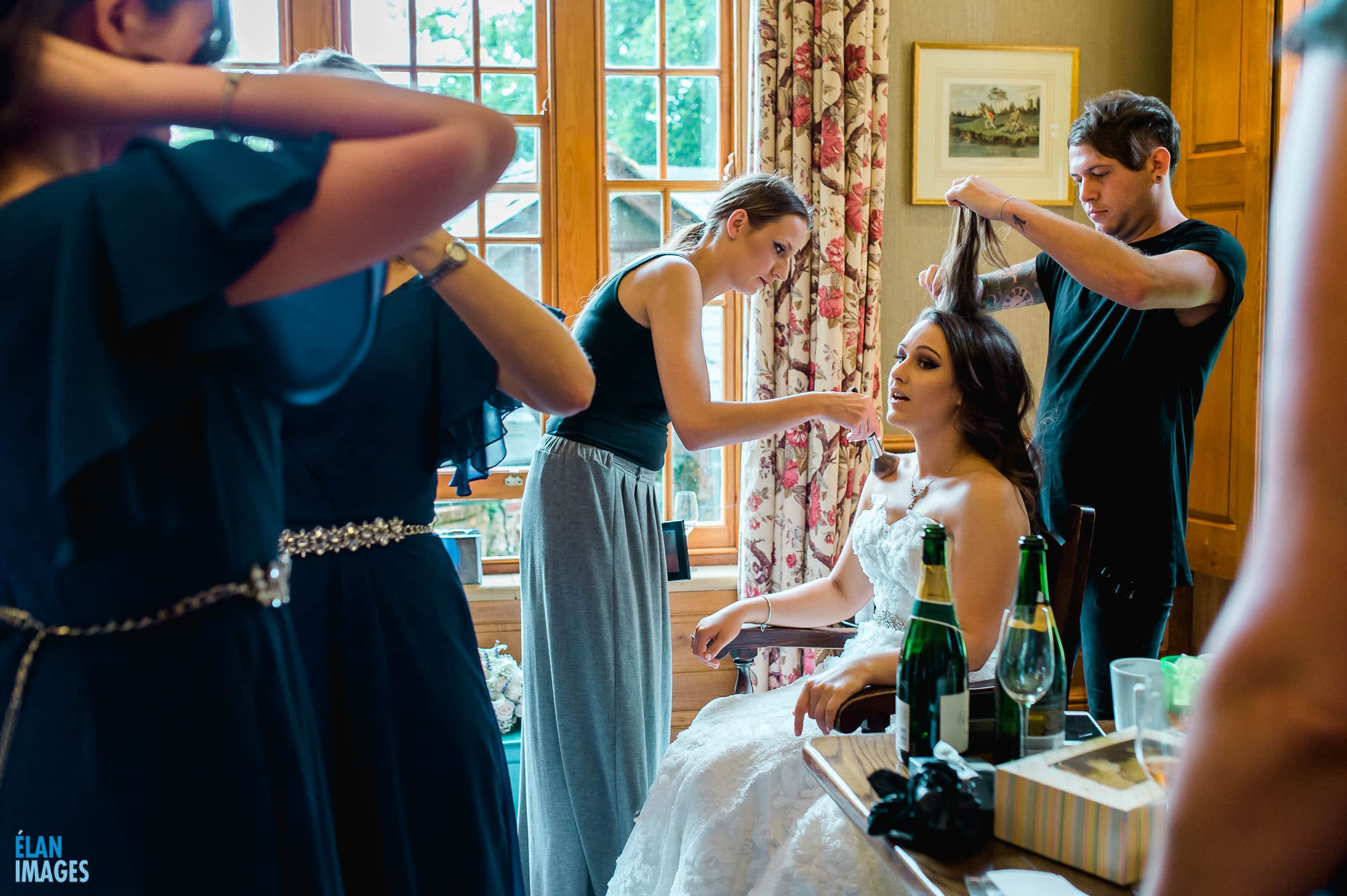 Lainston House Wedding in Winchester 33