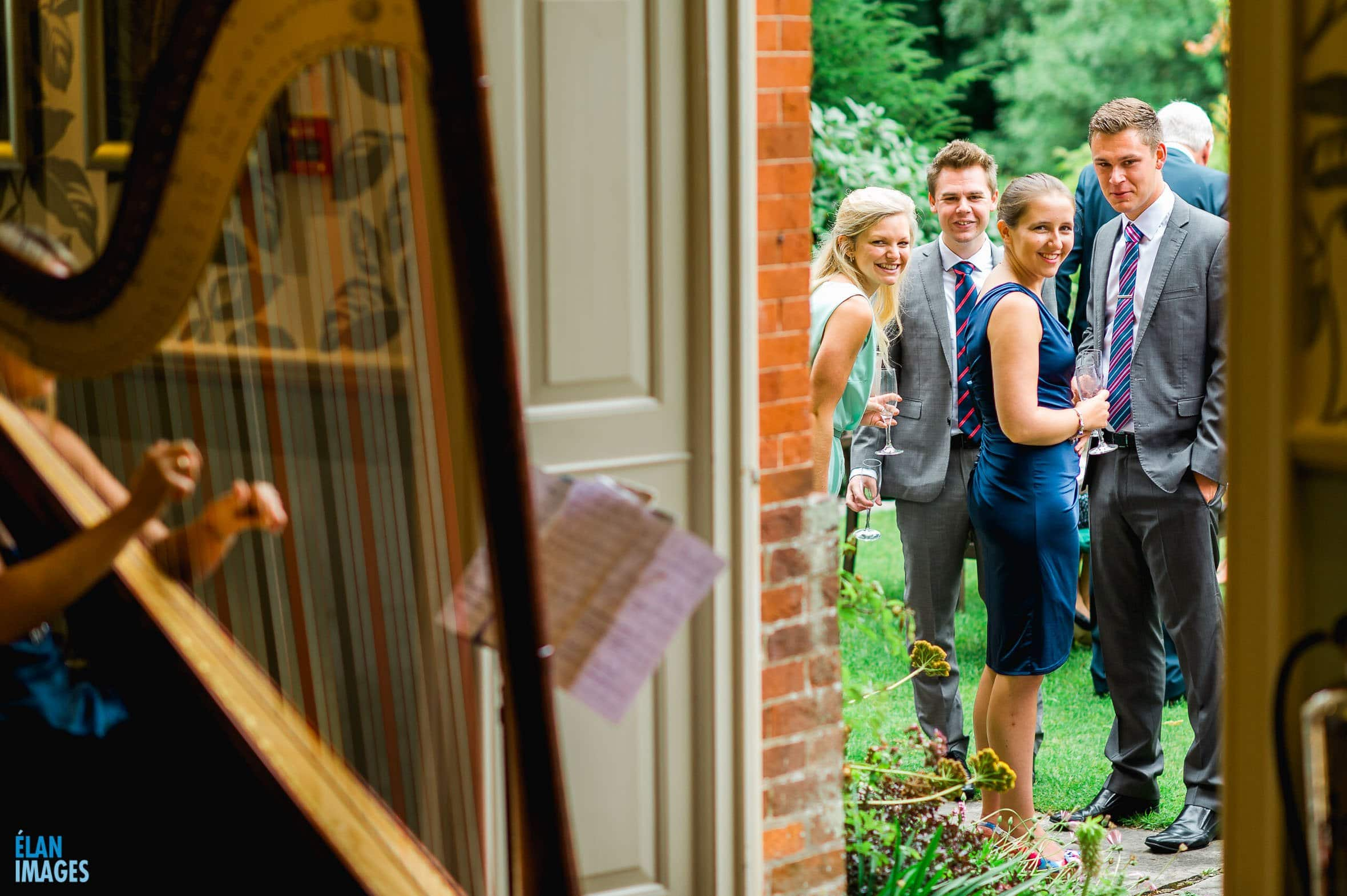 Lainston House Wedding in Winchester 121