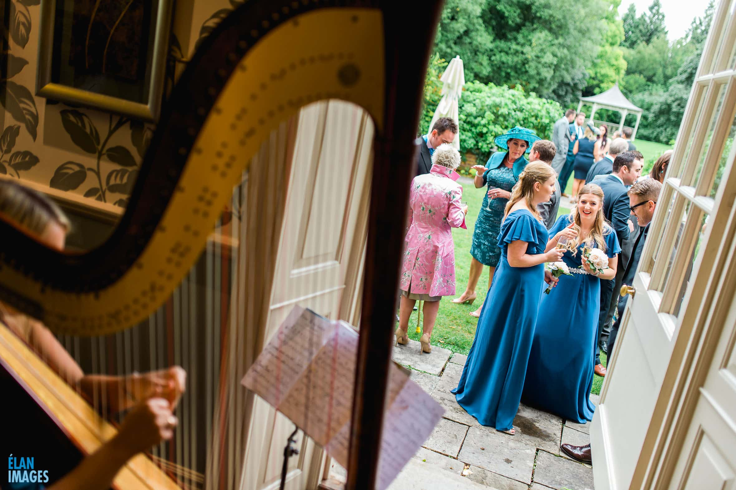 Lainston House Wedding in Winchester 122