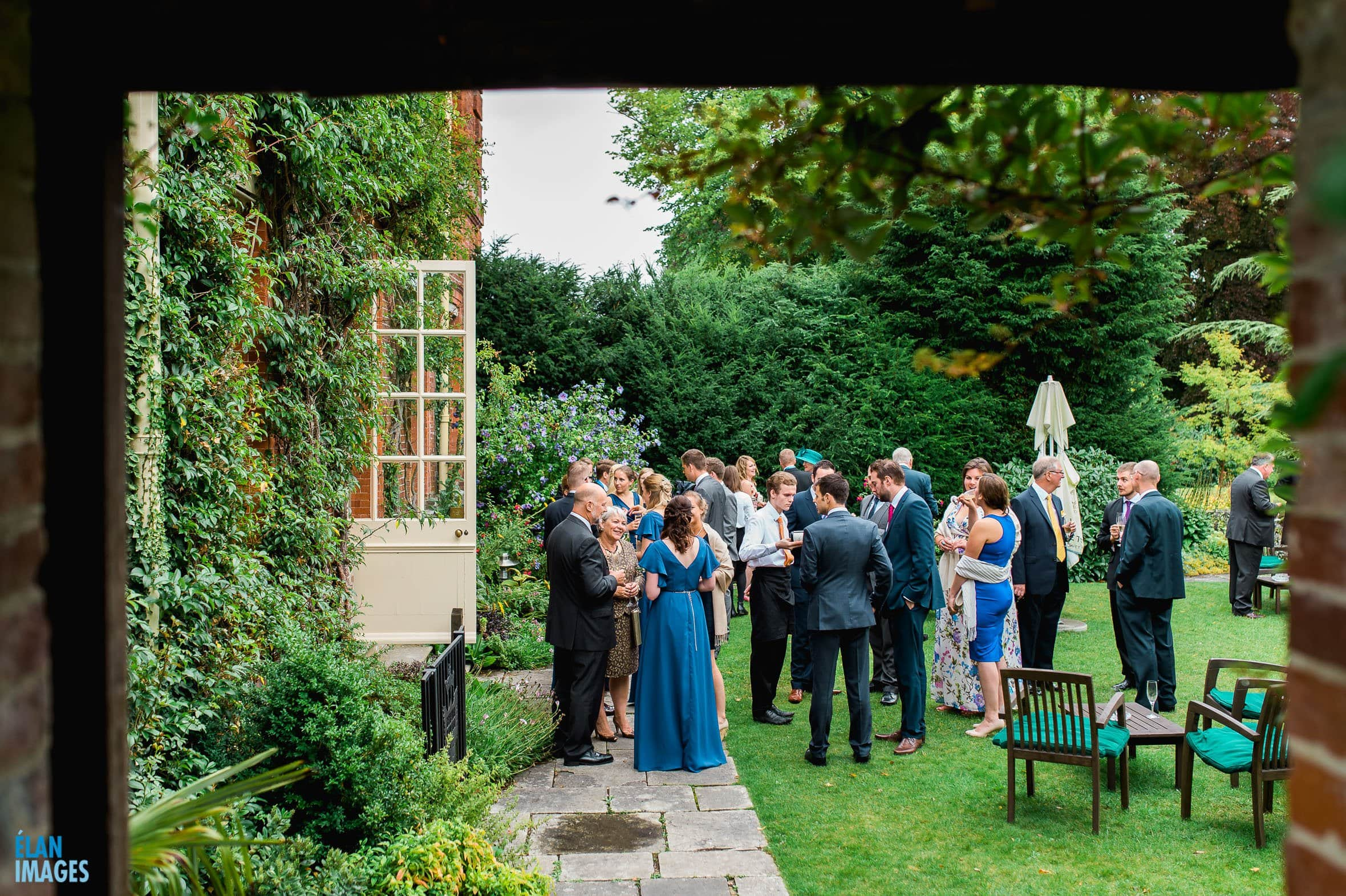 Lainston House Wedding in Winchester 123