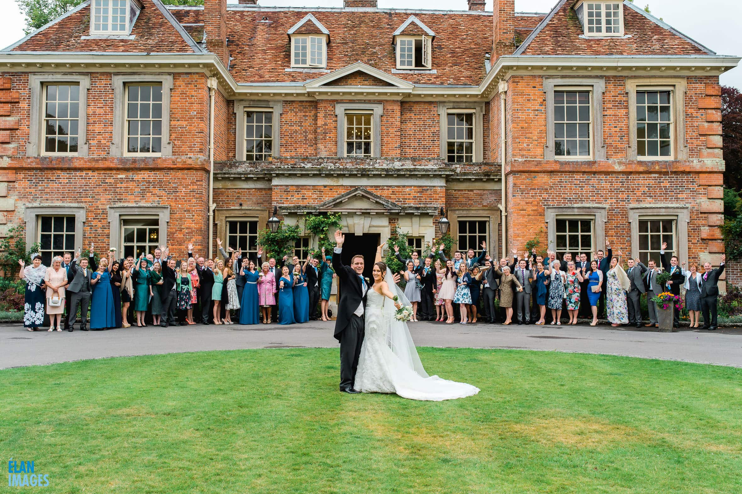 Lainston House Wedding in Winchester 129