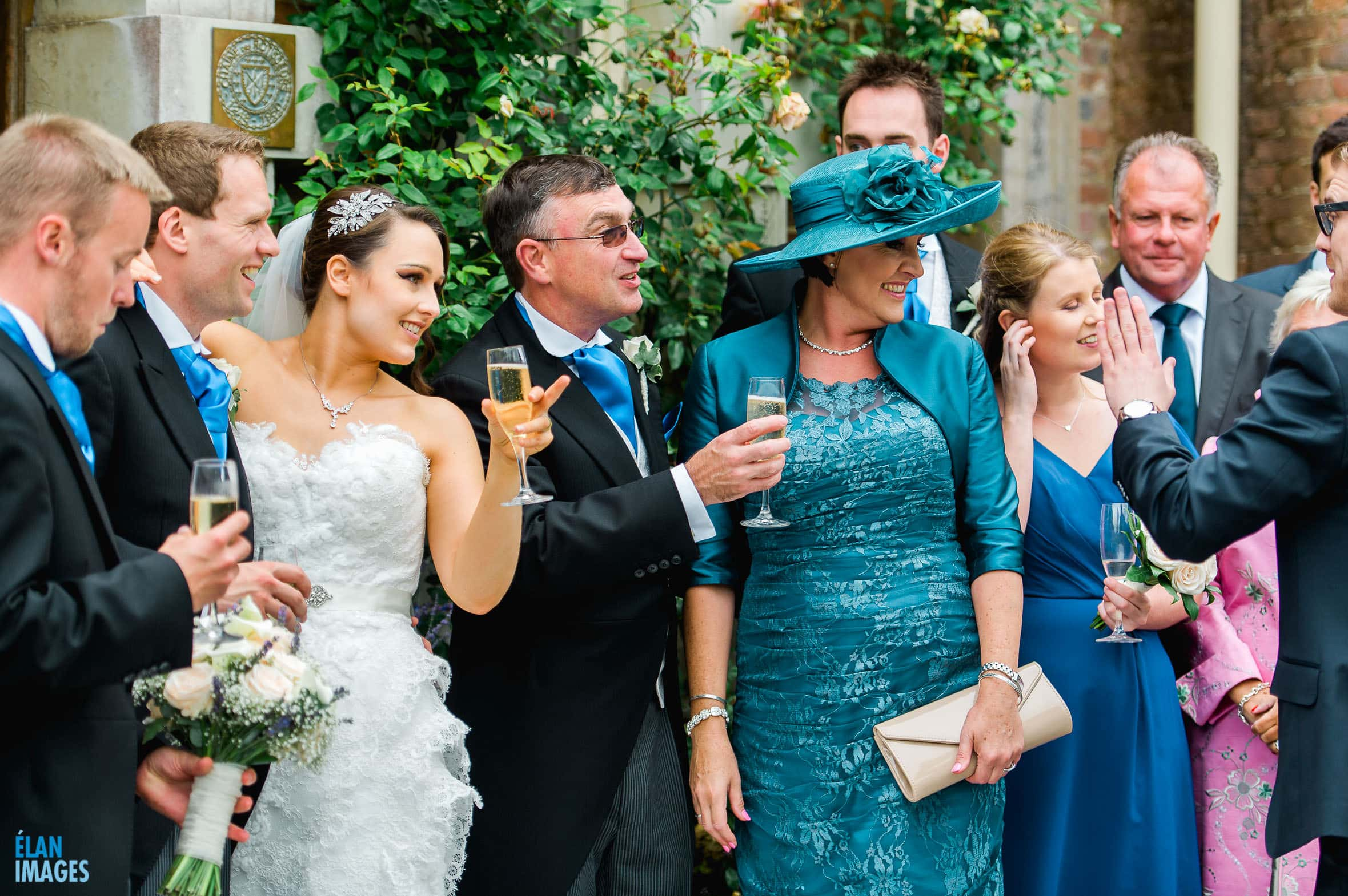 Lainston House Wedding in Winchester 130