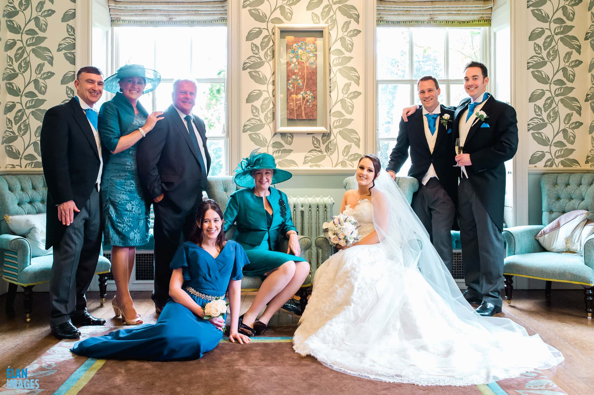 Lainston House Wedding in Winchester 132