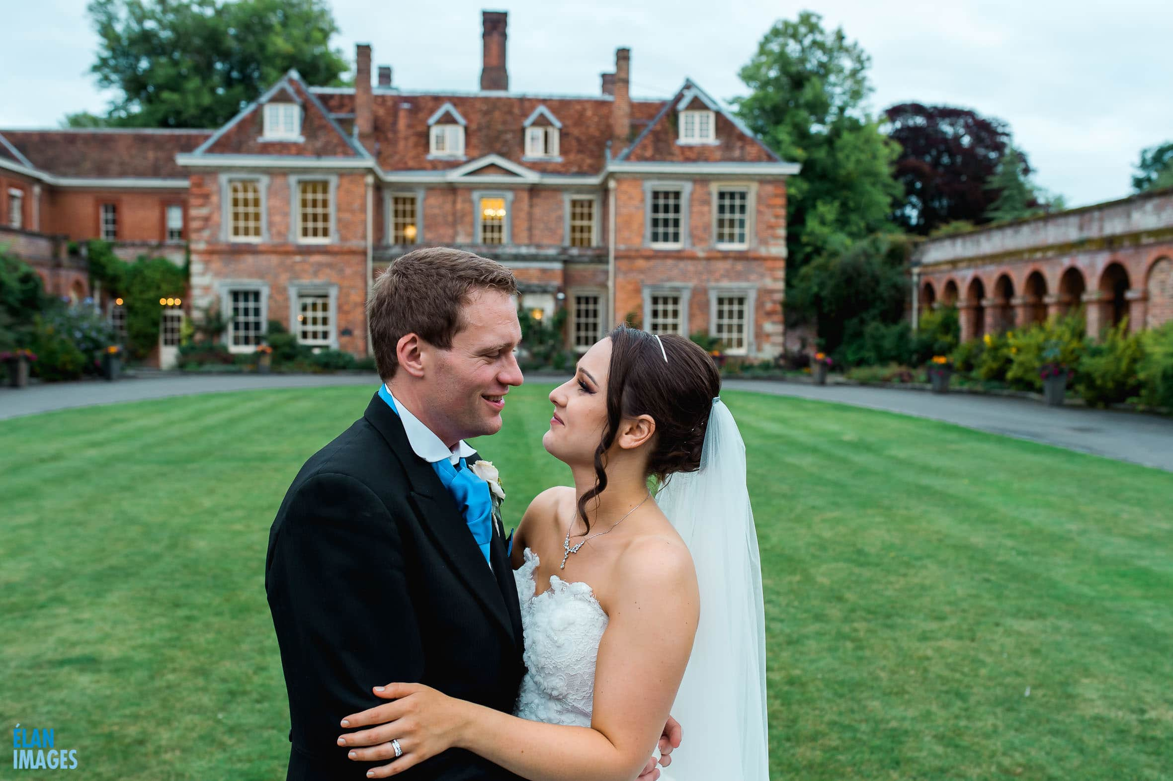 Lainston House Wedding in Winchester 169