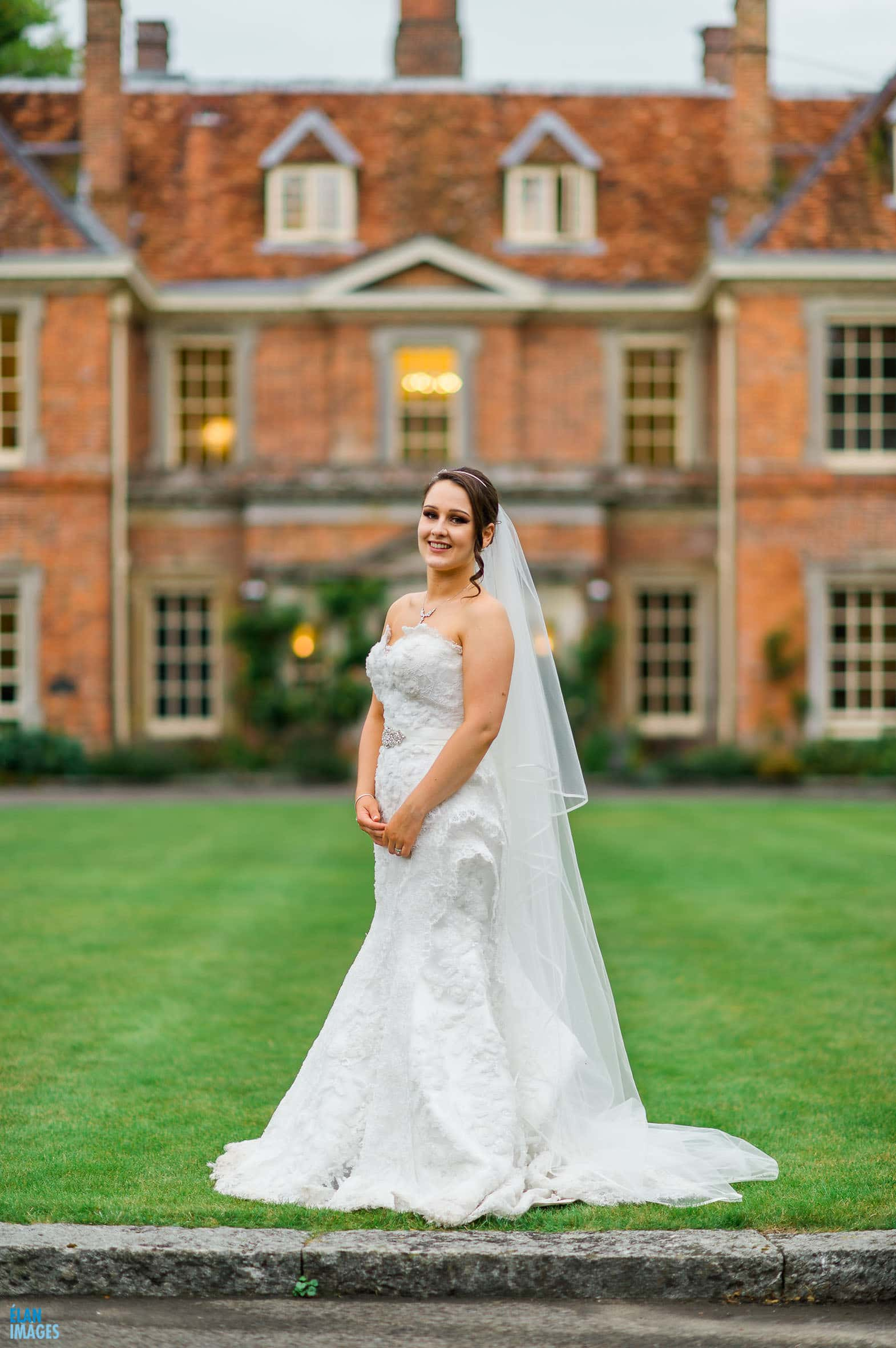 Lainston House Wedding in Winchester 170