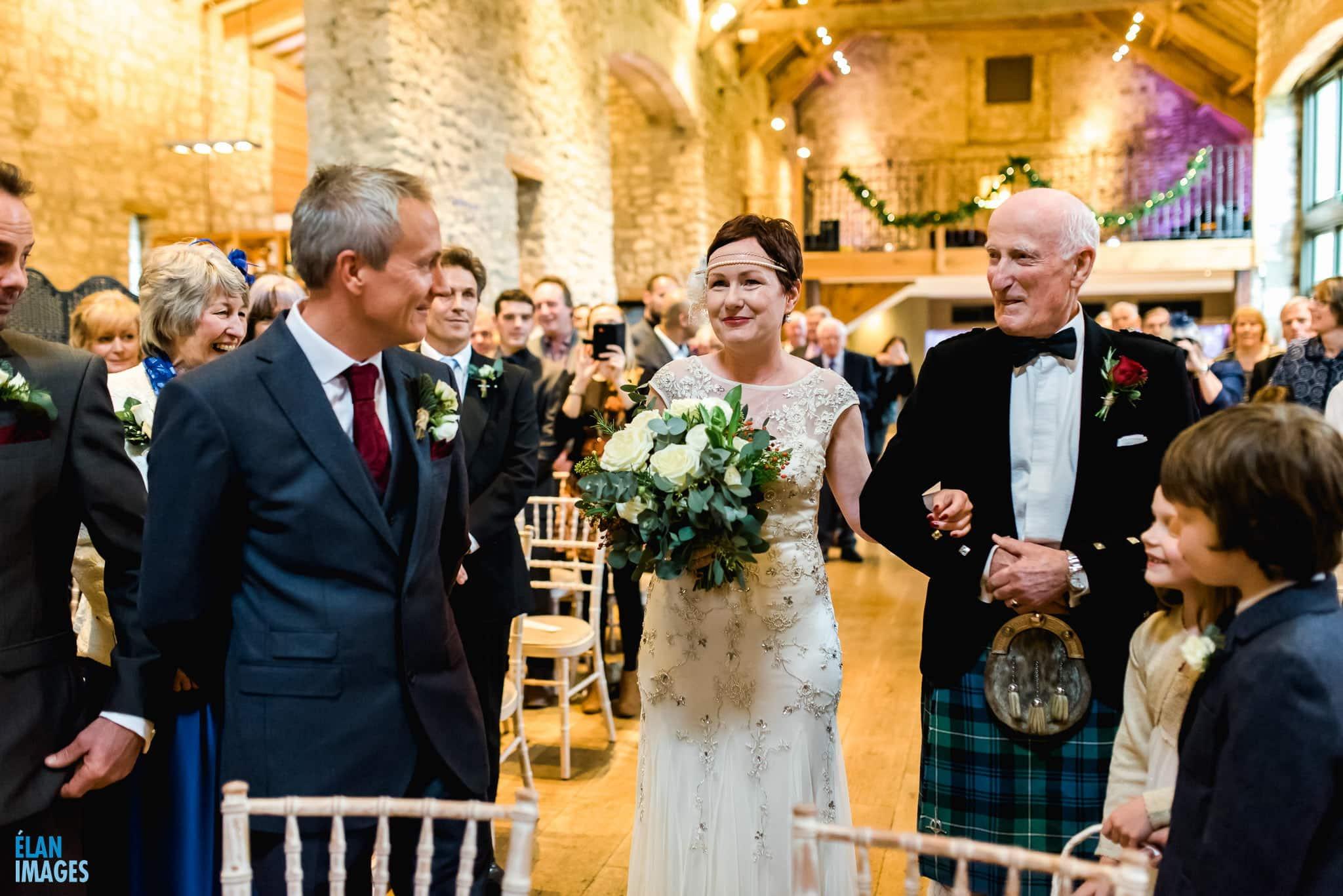 Priston Mill Tythe Barn Wedding-15