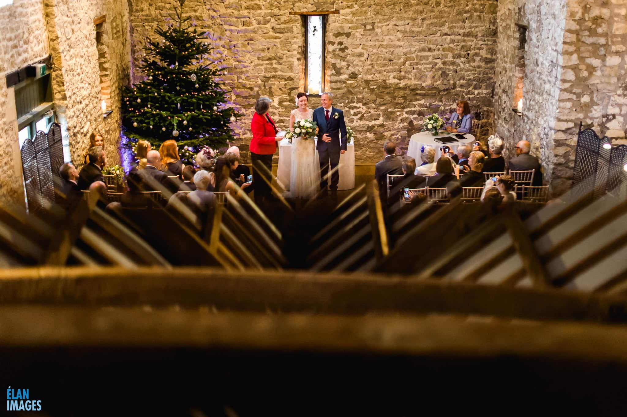 Priston Mill Tythe Barn Wedding-26
