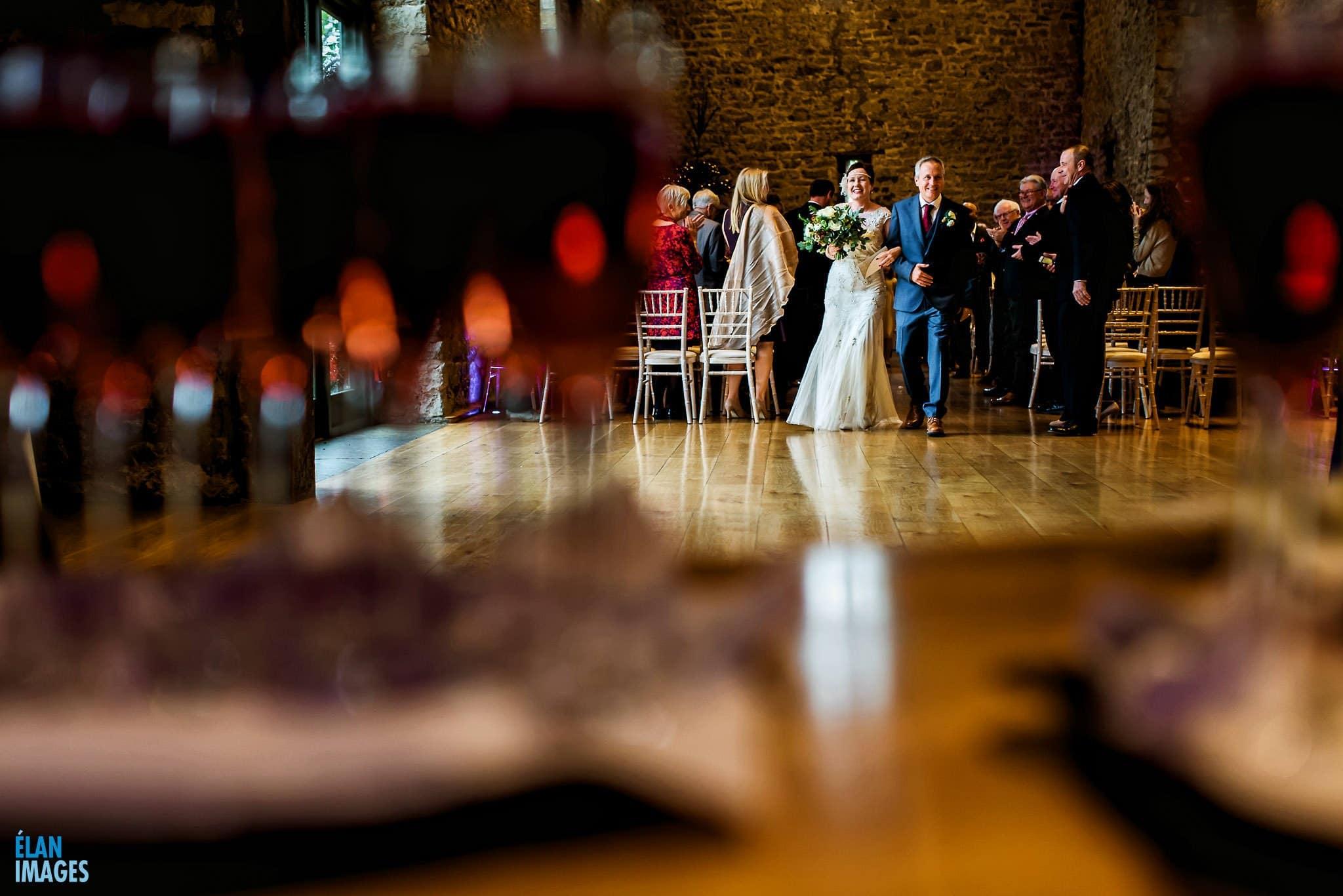 Priston Mill Tythe Barn Wedding-27