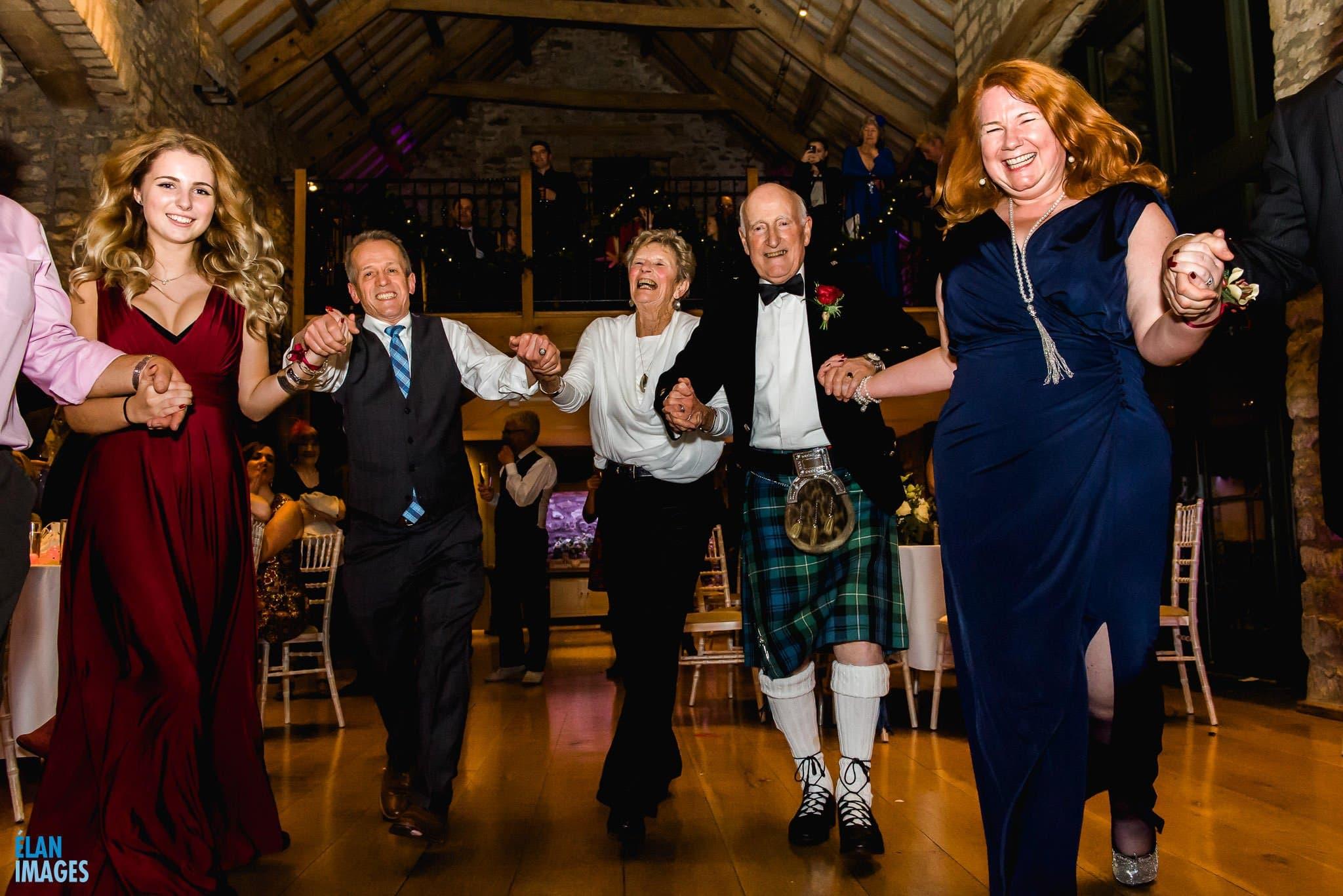 Priston Mill Tythe Barn Wedding-67
