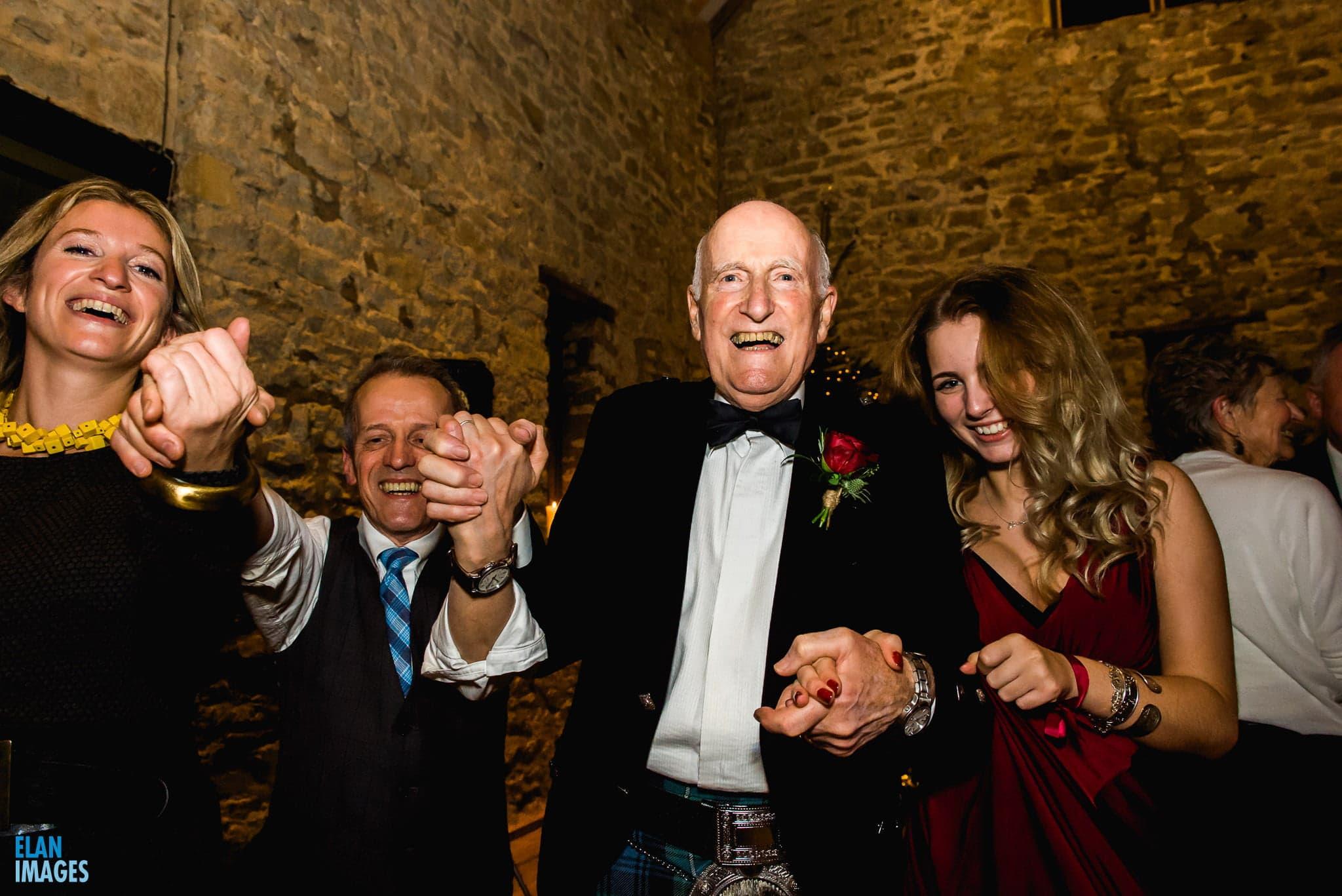 Priston Mill Tythe Barn Wedding-69