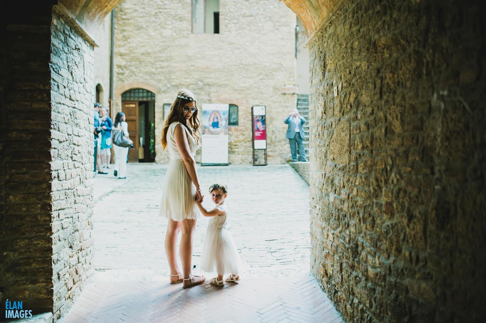 San Gimignano Wedding in Italy 30