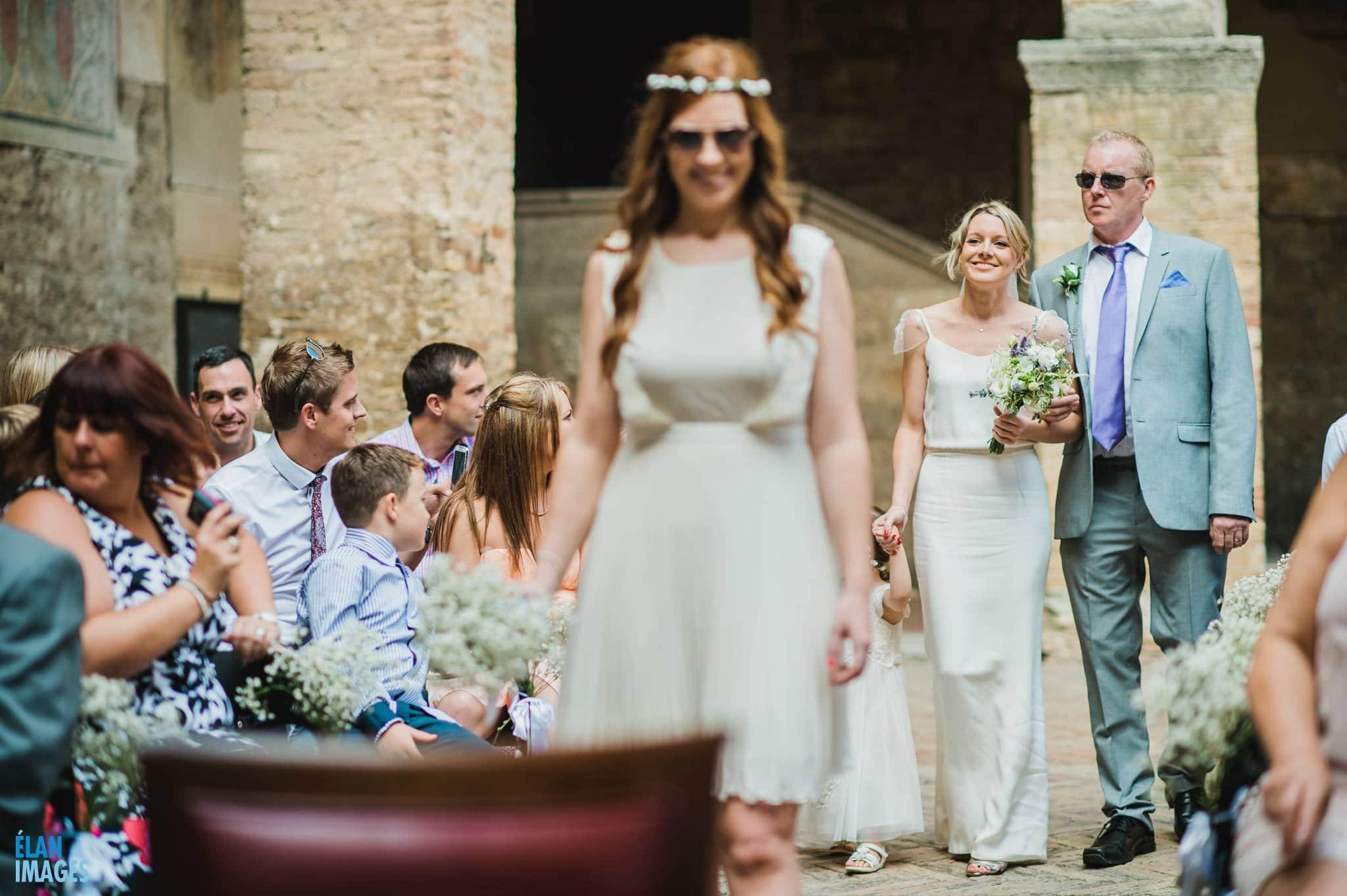 San Gimignano Wedding in Italy 33