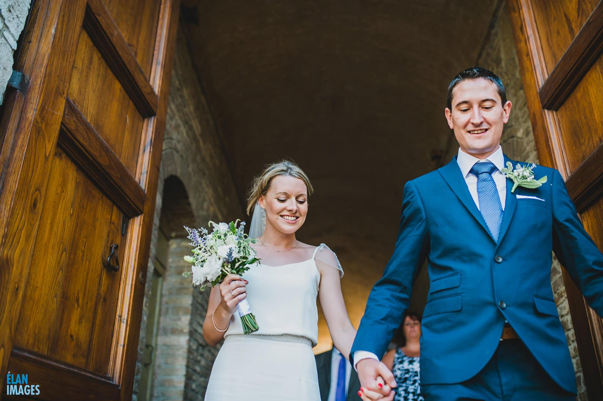 San Gimignano Wedding in Italy 38