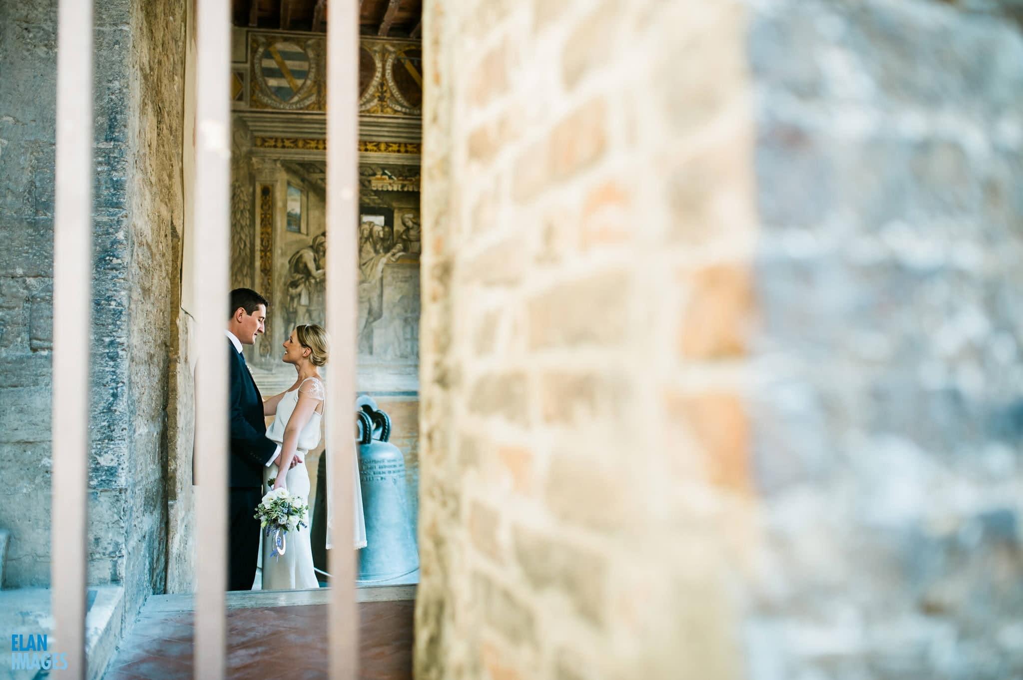 San Gimignano Wedding in Italy 43