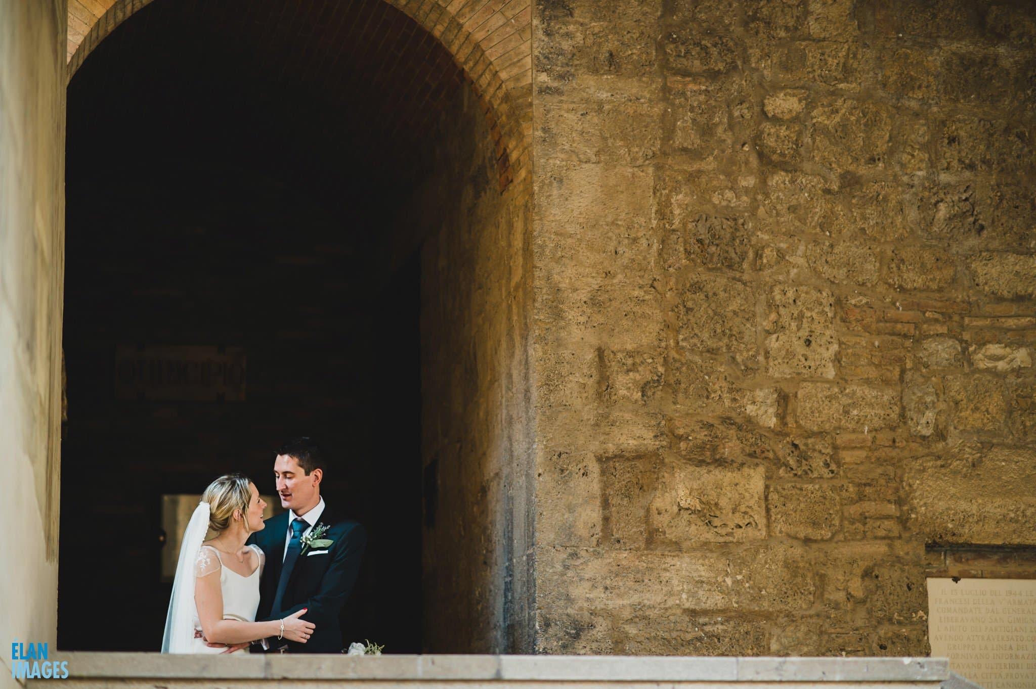 San Gimignano Wedding in Italy 45