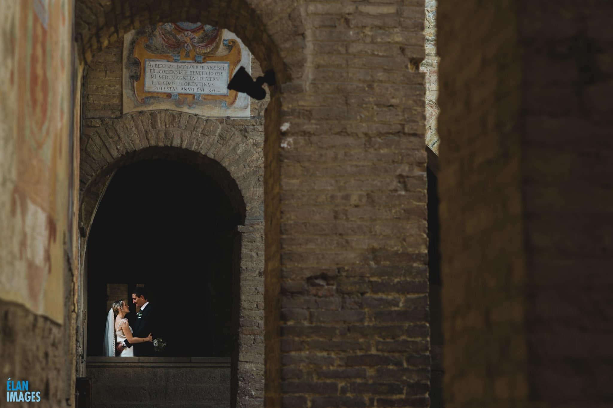 San Gimignano Wedding in Italy 47
