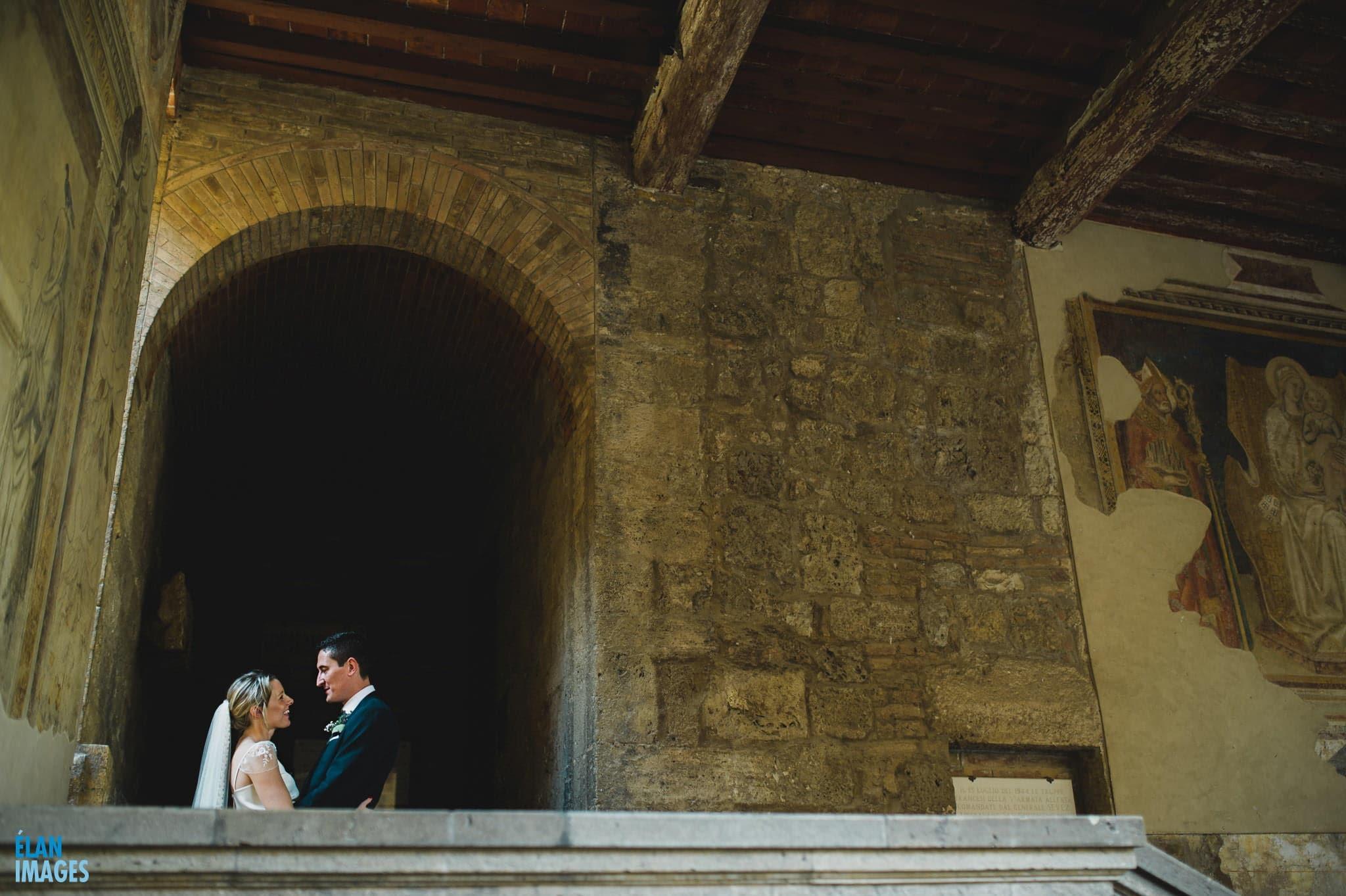 San Gimignano Wedding in Italy 48