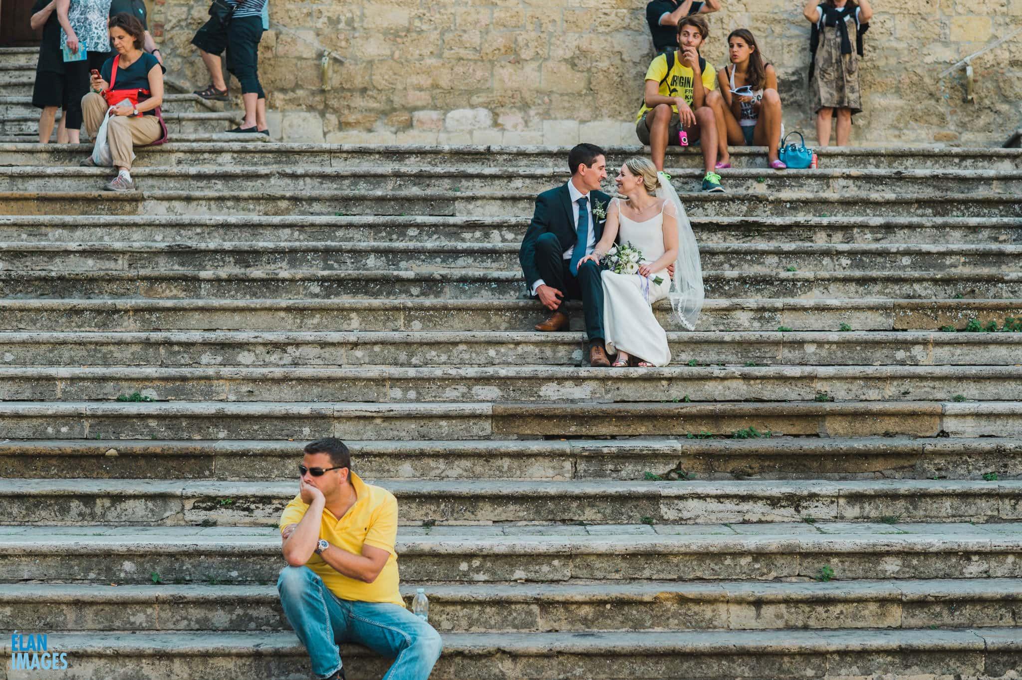 San Gimignano Wedding in Italy 53