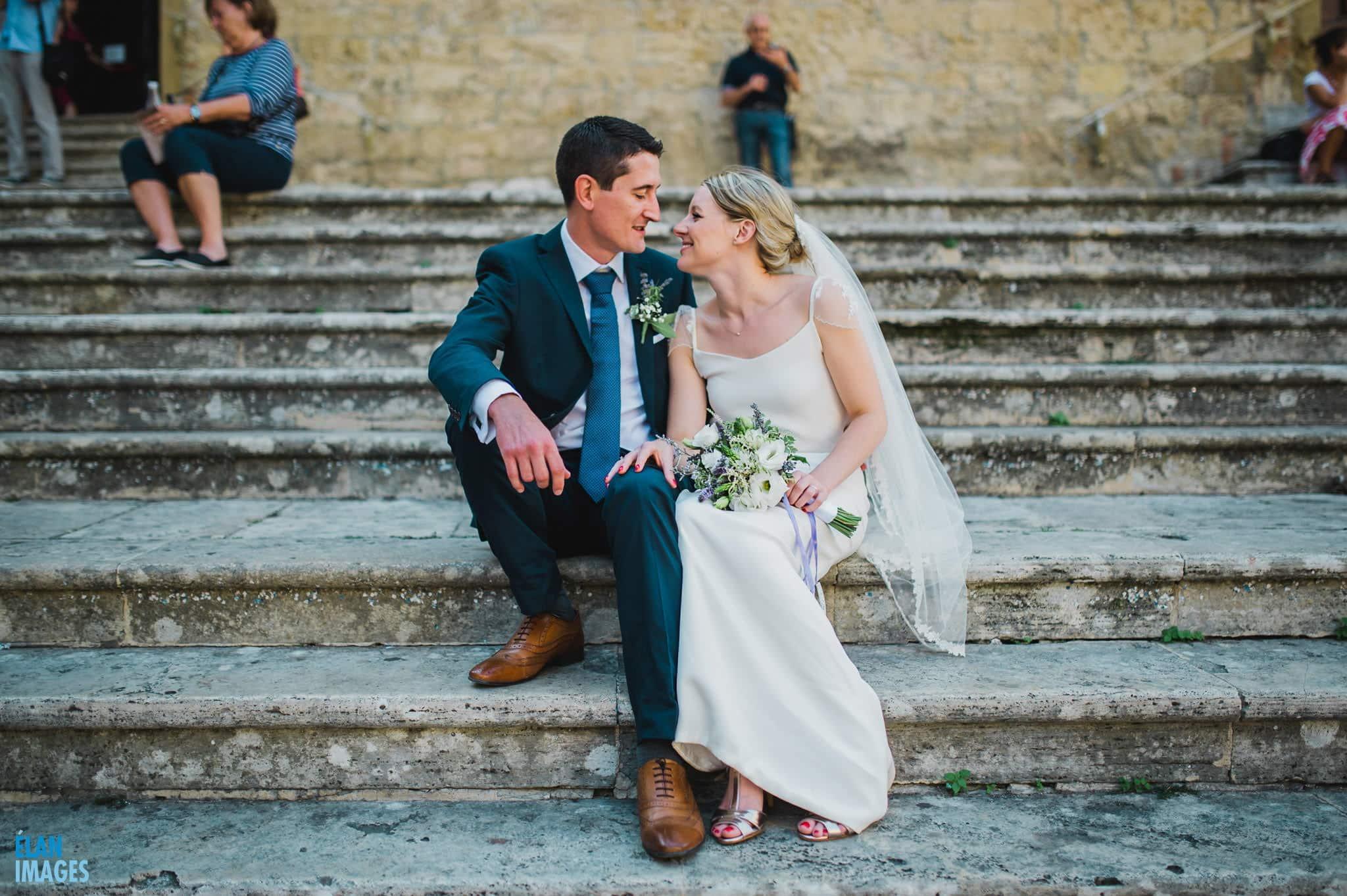 San Gimignano Wedding in Italy 54