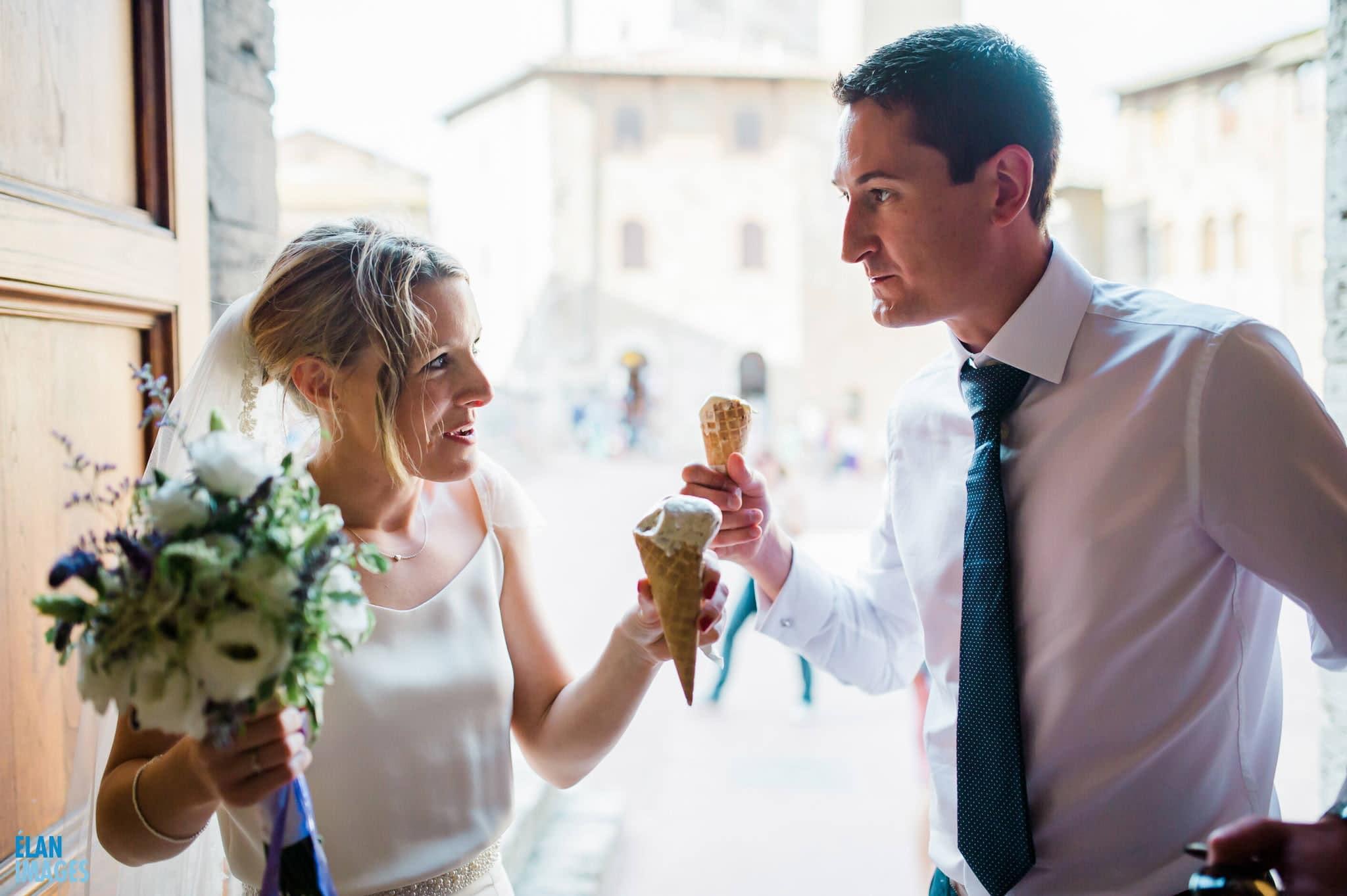 San Gimignano Wedding in Italy 59