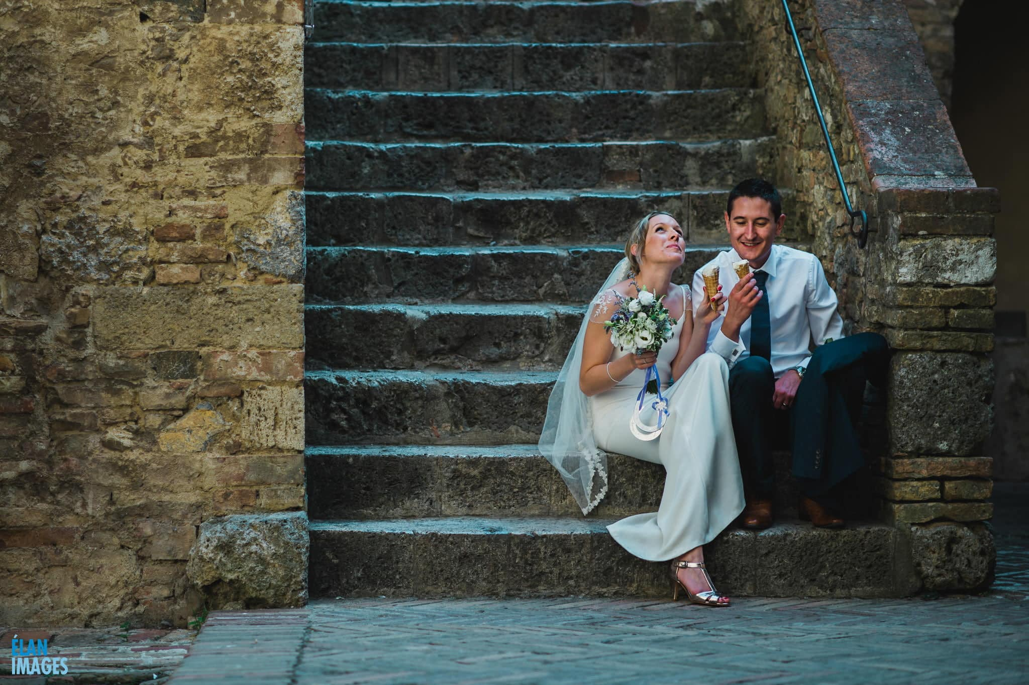 San Gimignano Wedding in Italy 61