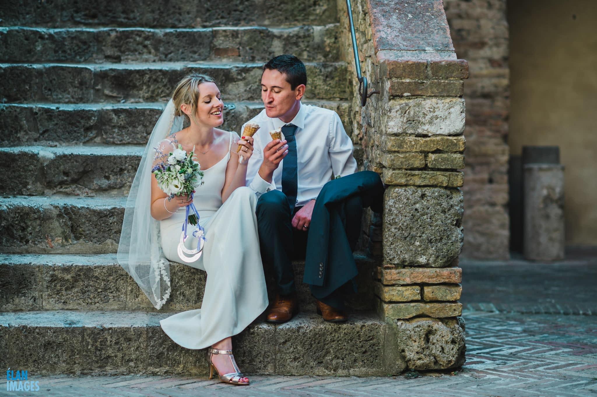 San Gimignano Wedding in Italy 62