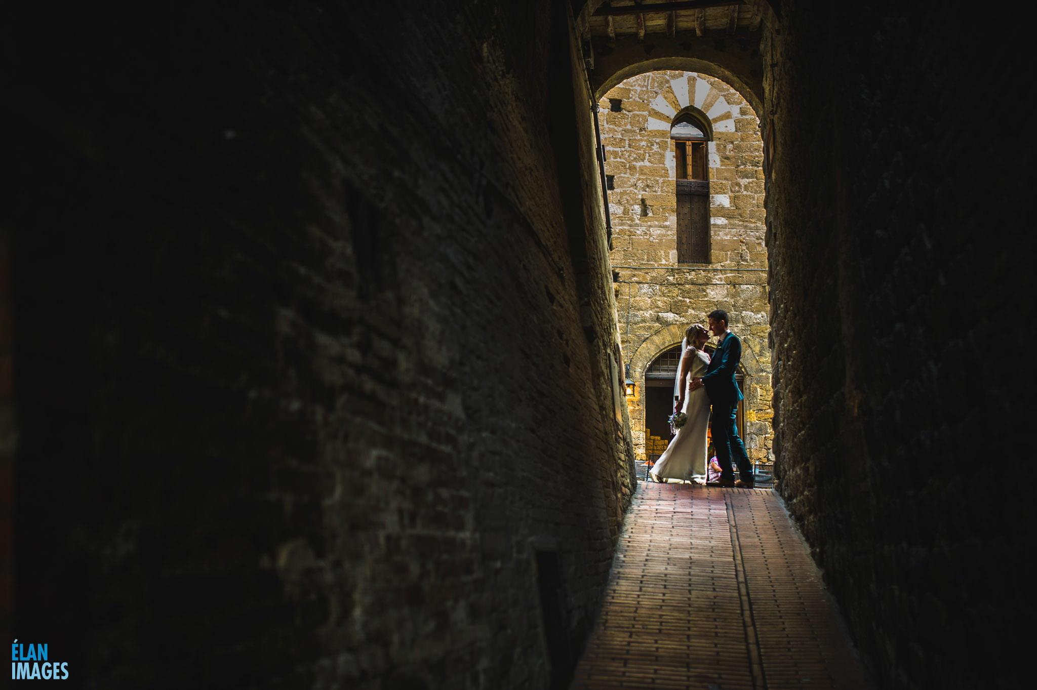 San Gimignano Wedding in Italy 67