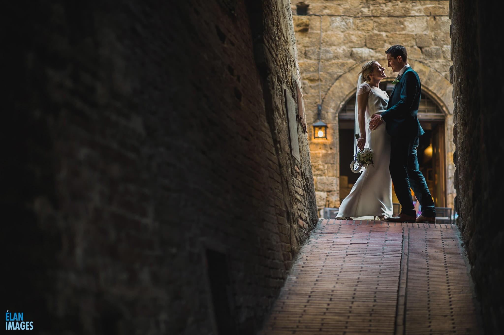 San Gimignano Wedding in Italy 69