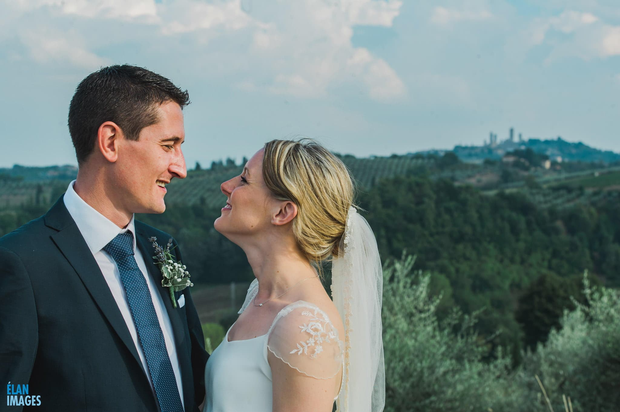 San Gimignano Wedding in Italy 72