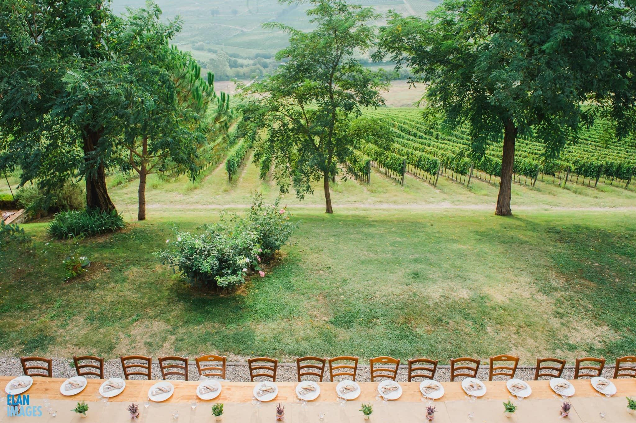 San Gimignano Wedding in Italy 78