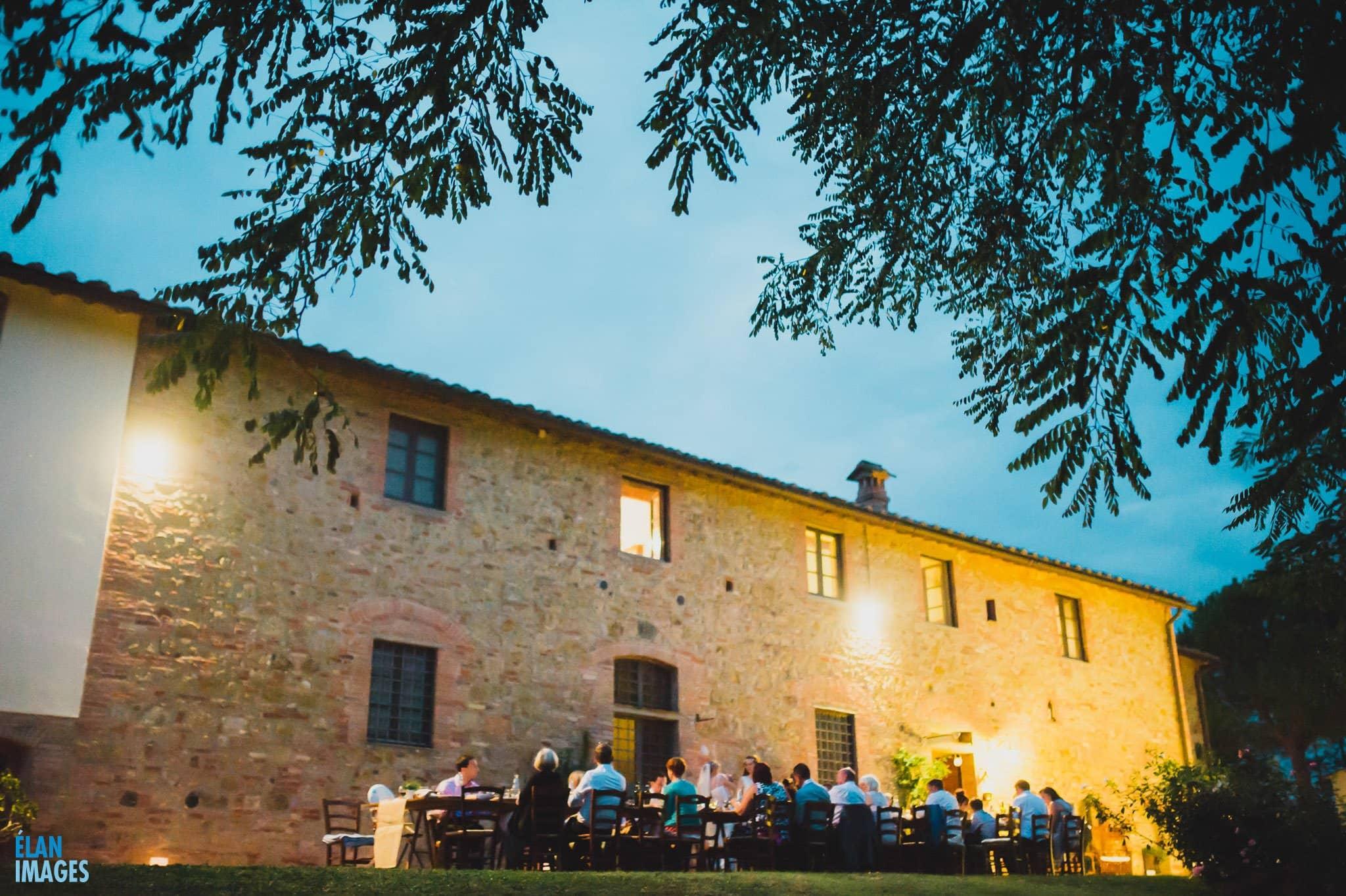San Gimignano Wedding in Italy 86